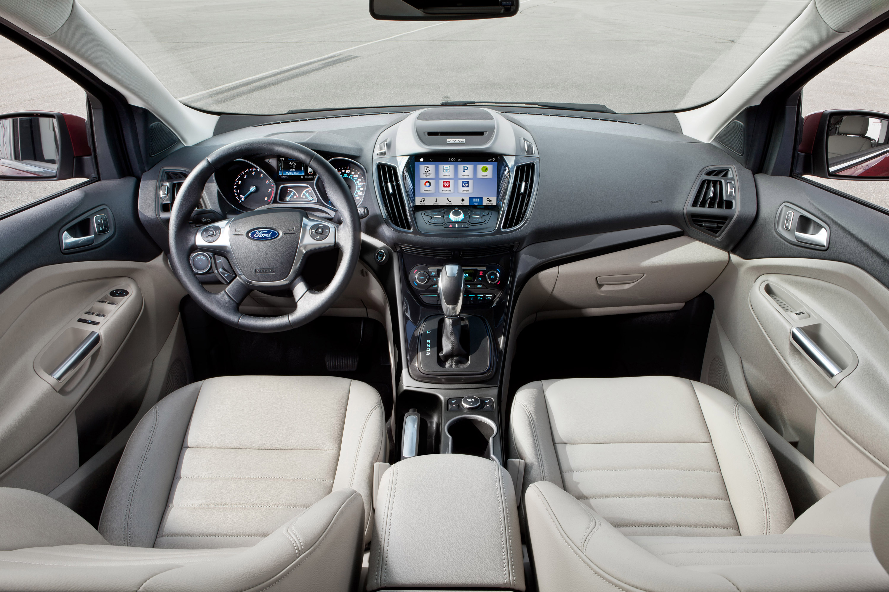 Ford Announces SYNC 3 System For Up ing Fiesta and Escape Models