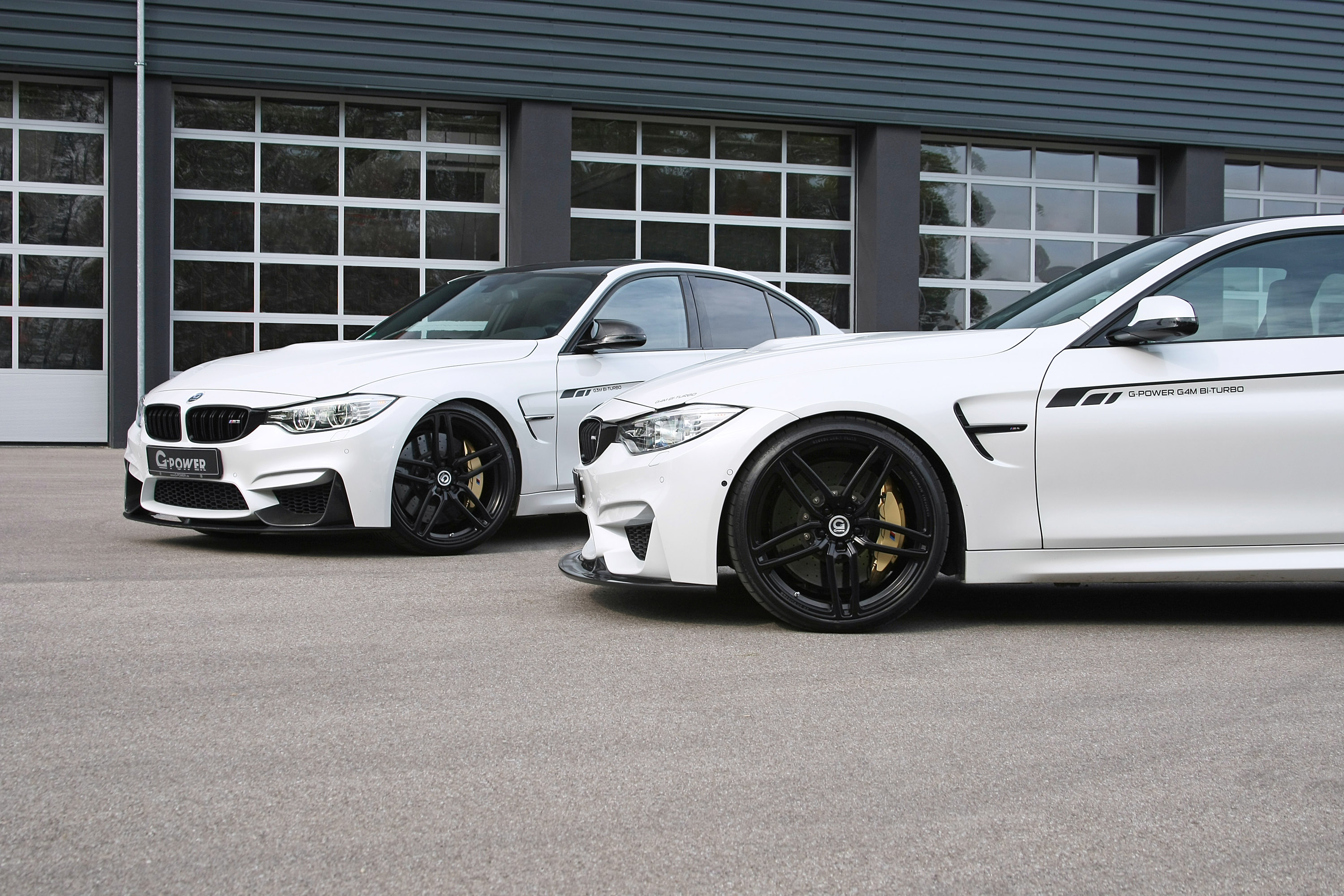 G Power BMW M3 F80 and M4 F82 deliver powerful bined output of