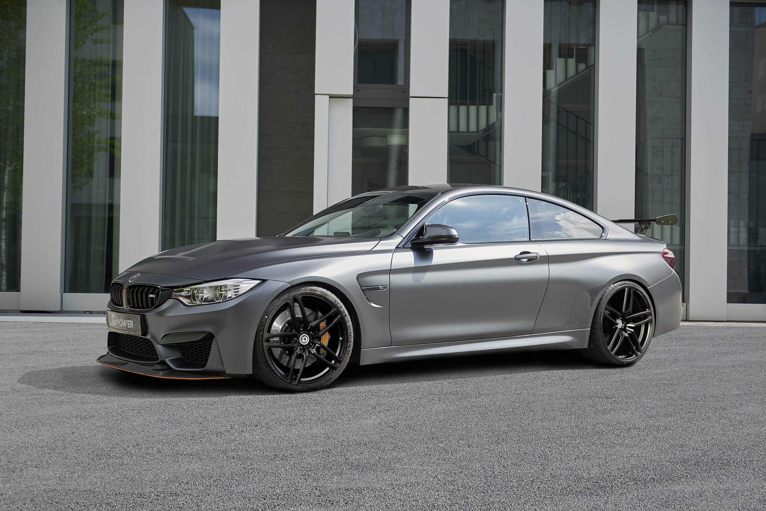 g power releases uprating for bmw m4 gts f82. Black Bedroom Furniture Sets. Home Design Ideas