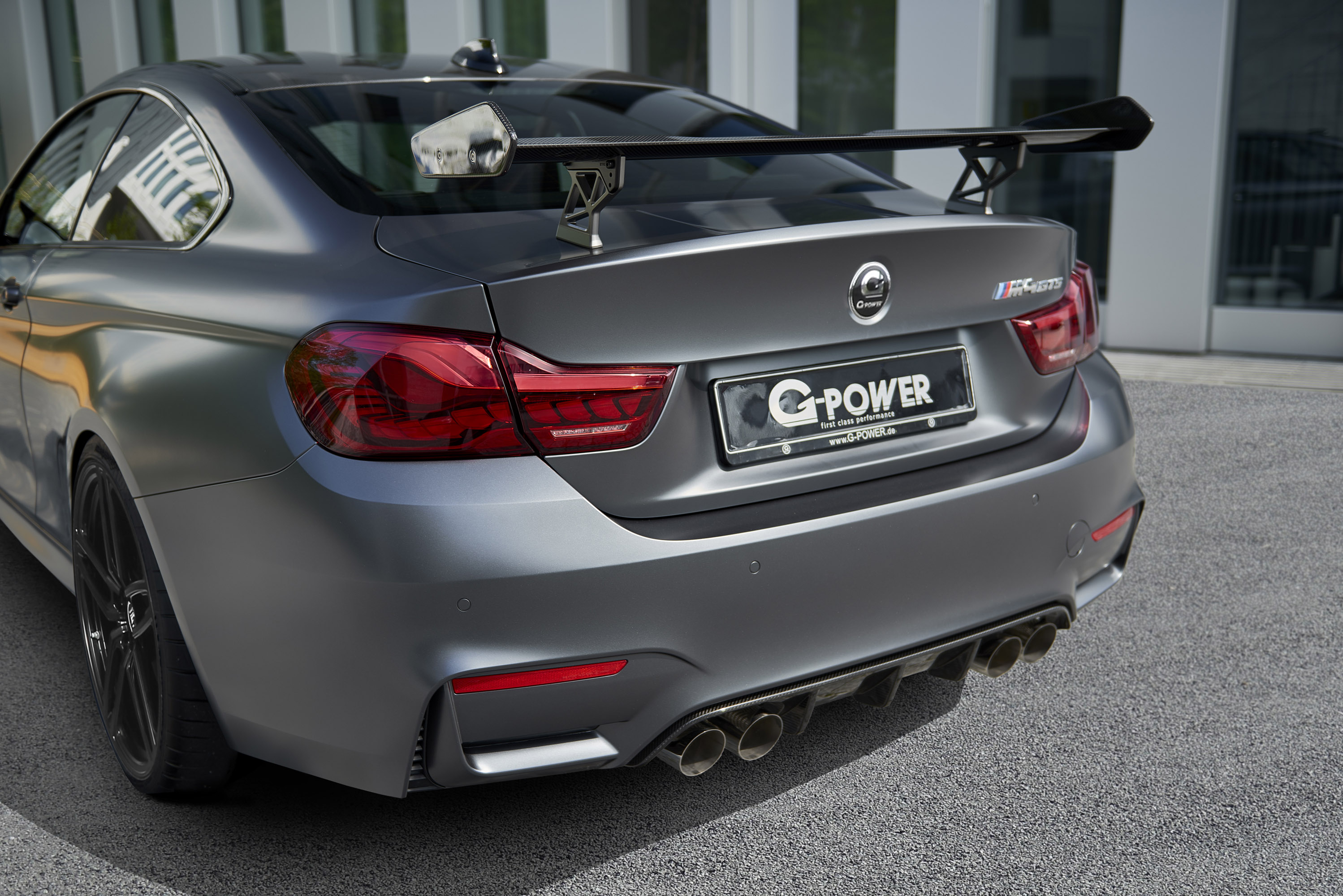 G Power Releases Uprating For Bmw M4 Gts F82