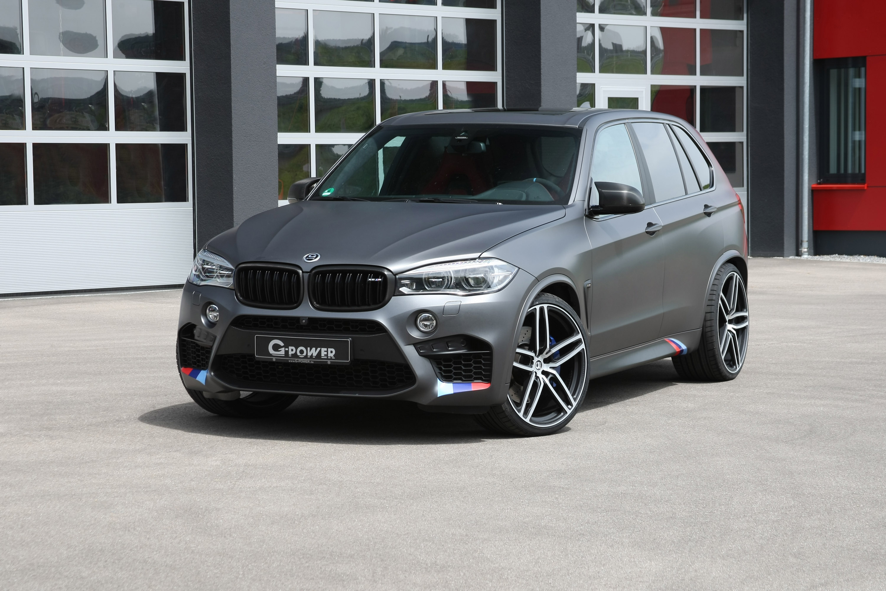 g power releases custom bmw x5 m f85. Black Bedroom Furniture Sets. Home Design Ideas