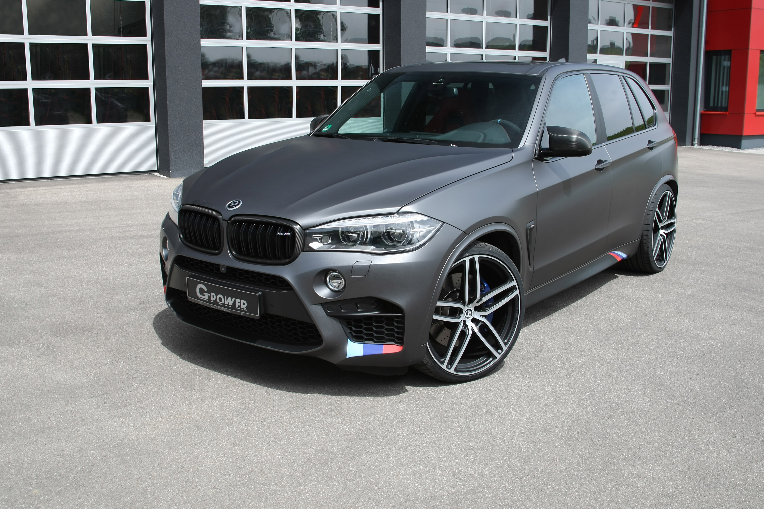 G Power Releases Custom Bmw X5 M F85