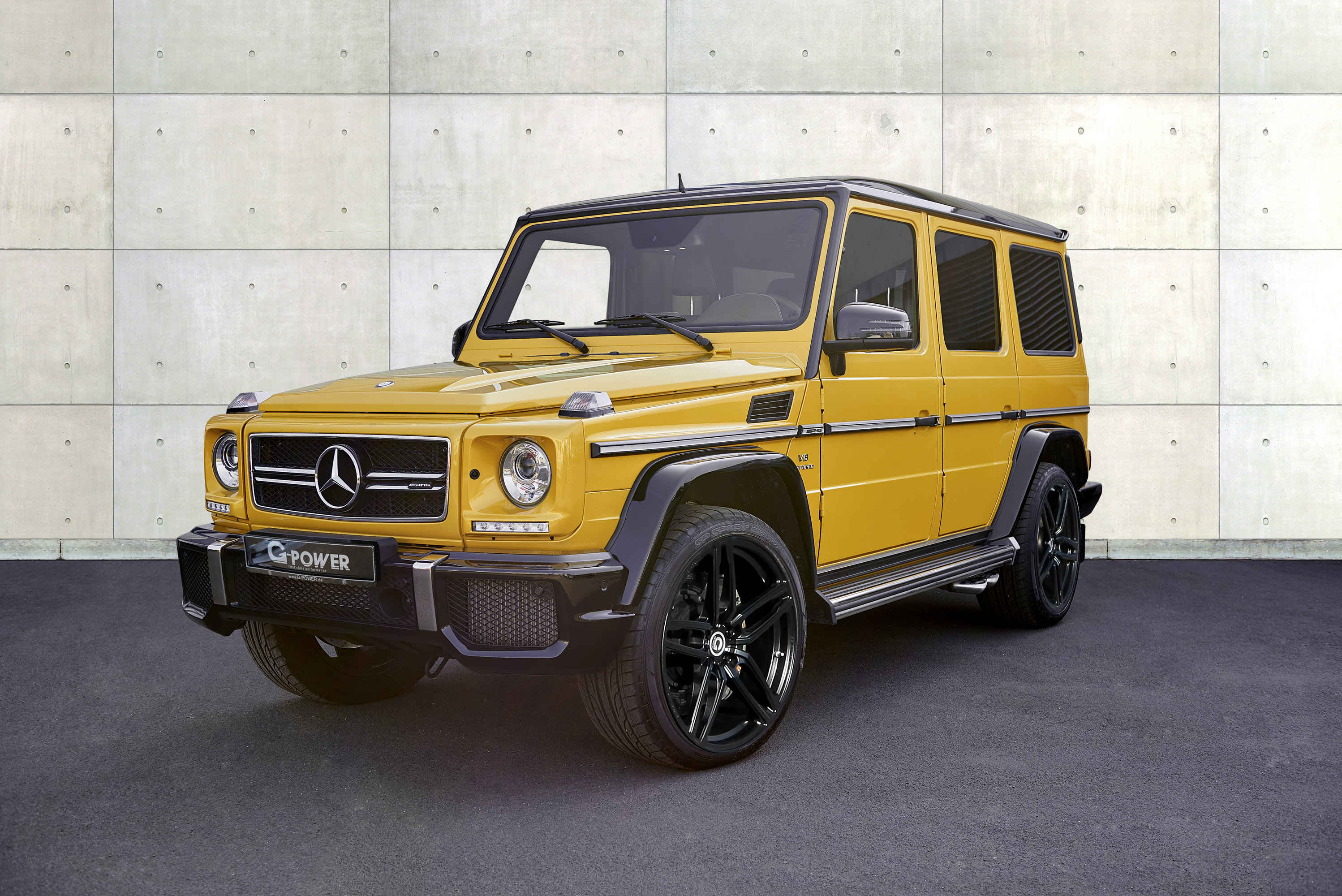 g power releases tuned mercedes amg g63. Black Bedroom Furniture Sets. Home Design Ideas