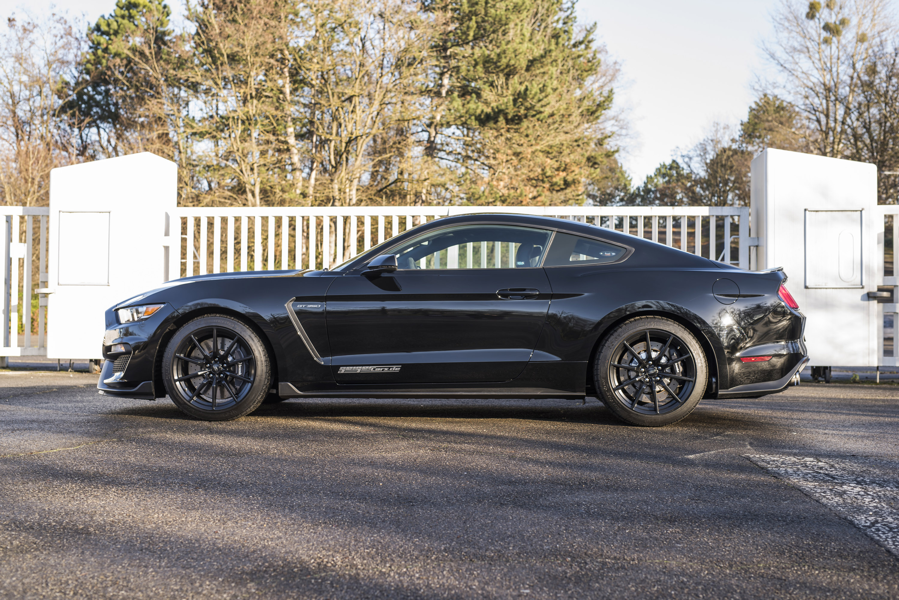 Geigercars De And The Ford Mustang Shelby Gt350