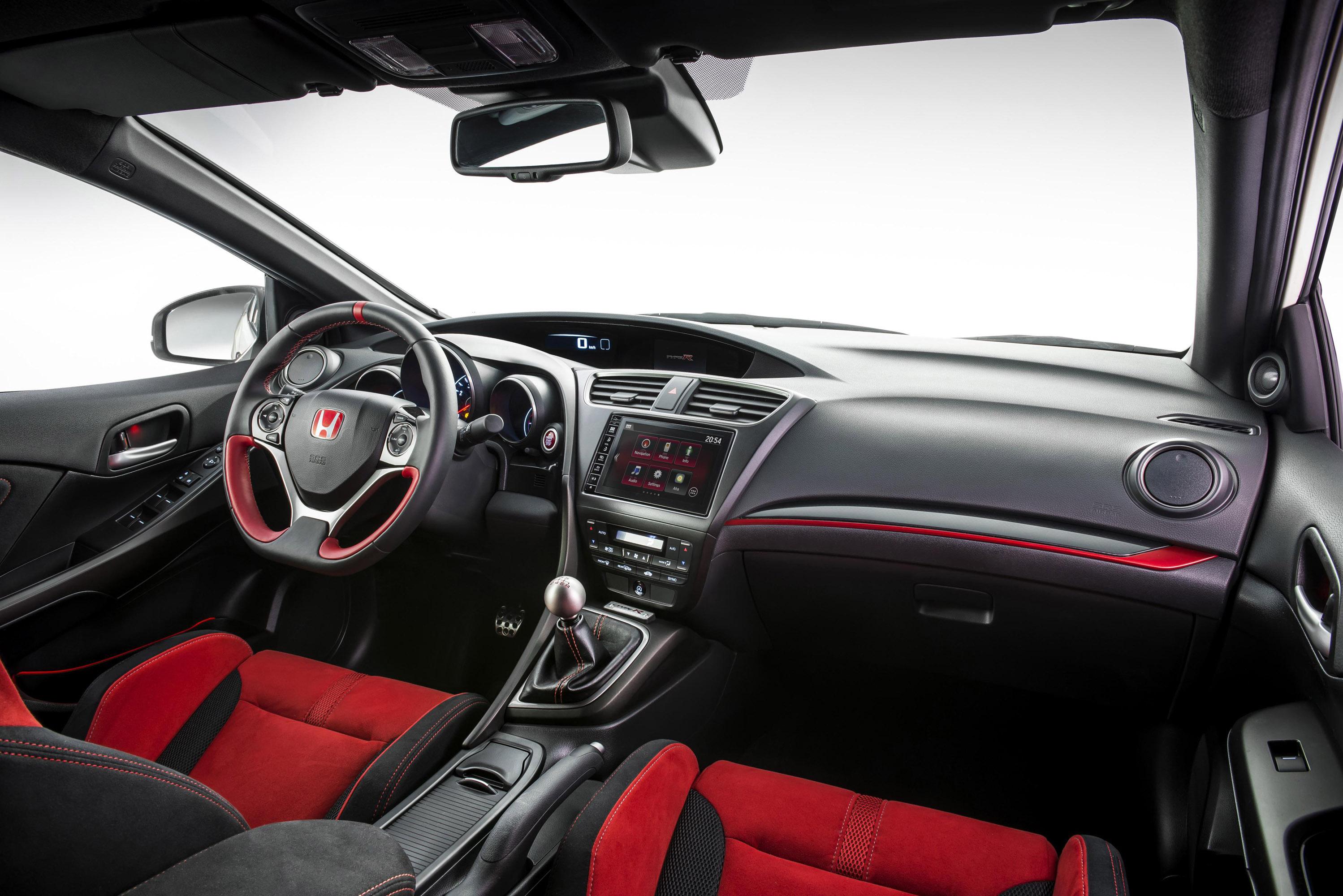 ... 2016 Honda Civic Type R, ...