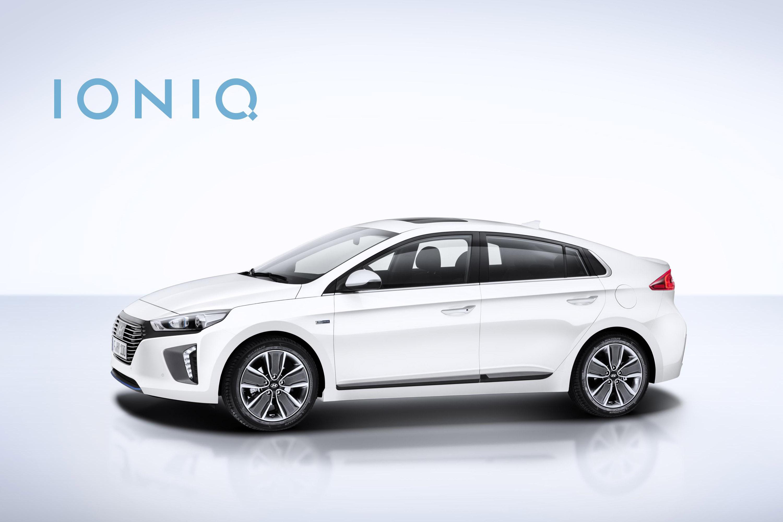 2016 Hyundai Ioniq 3 Of 6