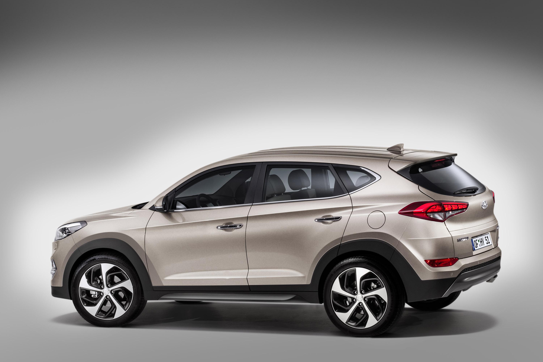 Hyundai Tucson Gets New Diesel Engine