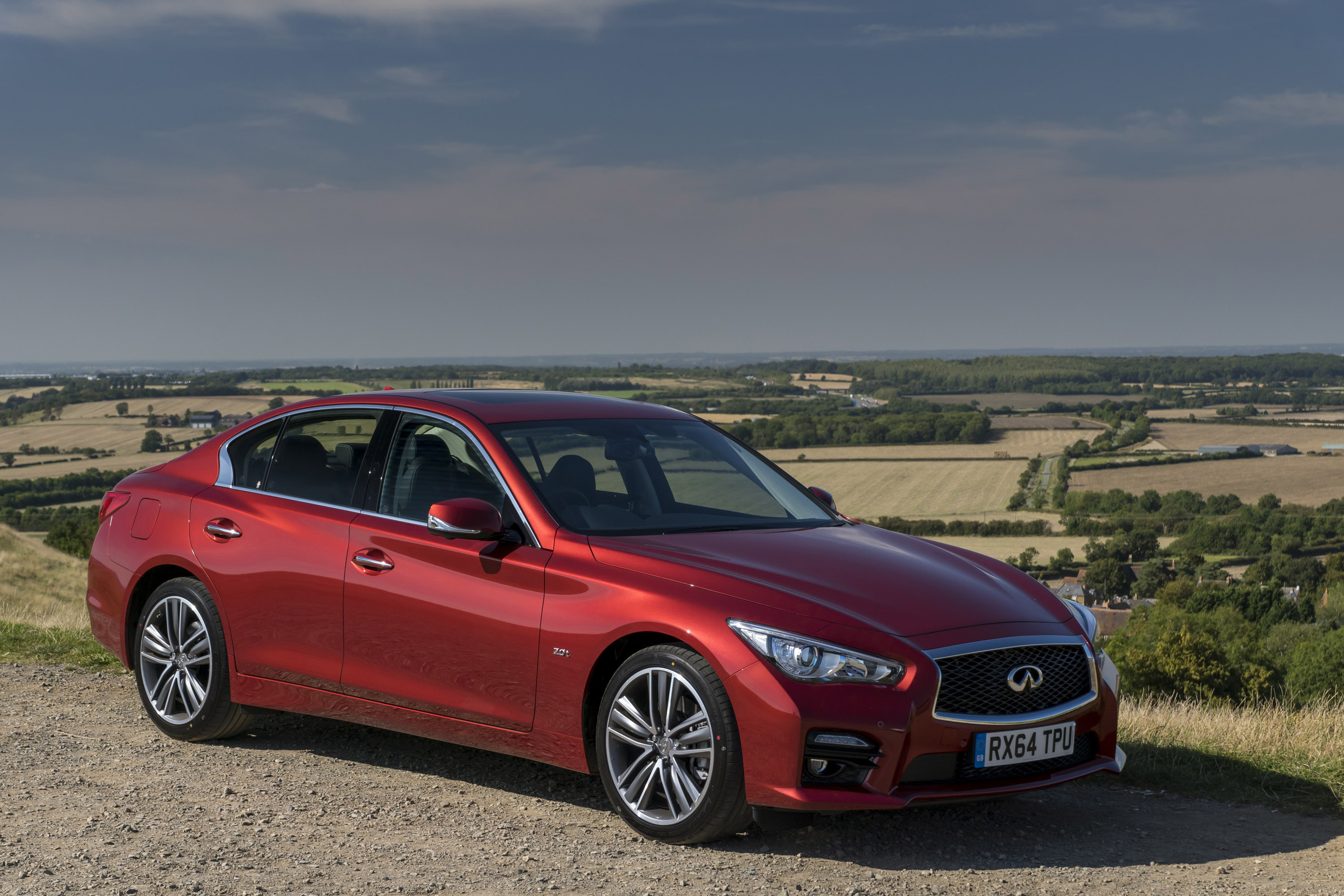 Infiniti Releases Details For 2016 Q50
