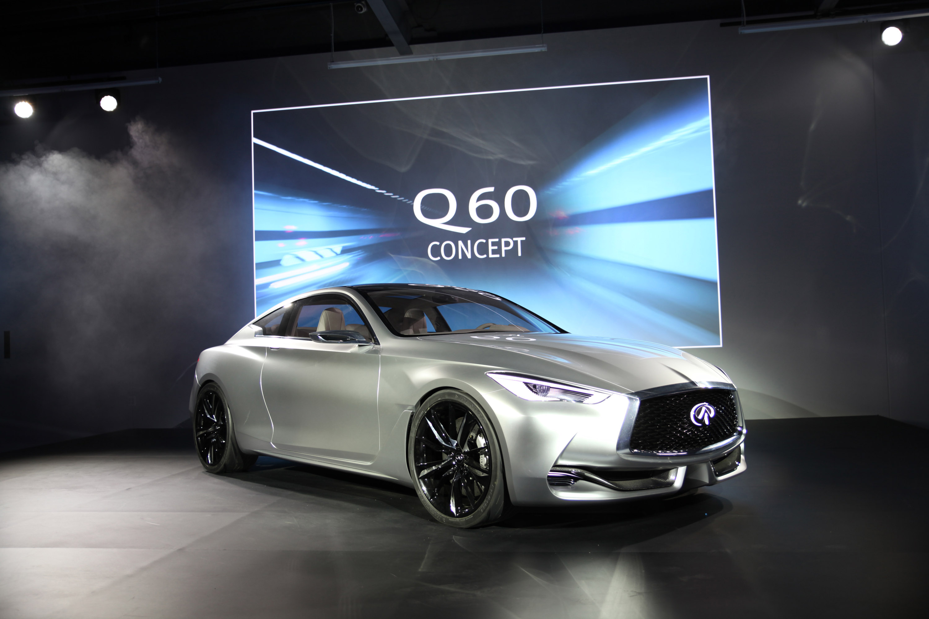 Infiniti q60 concept takes after q80 inspiration and q50 eau rouge 2016 infiniti q60 concept vanachro Gallery
