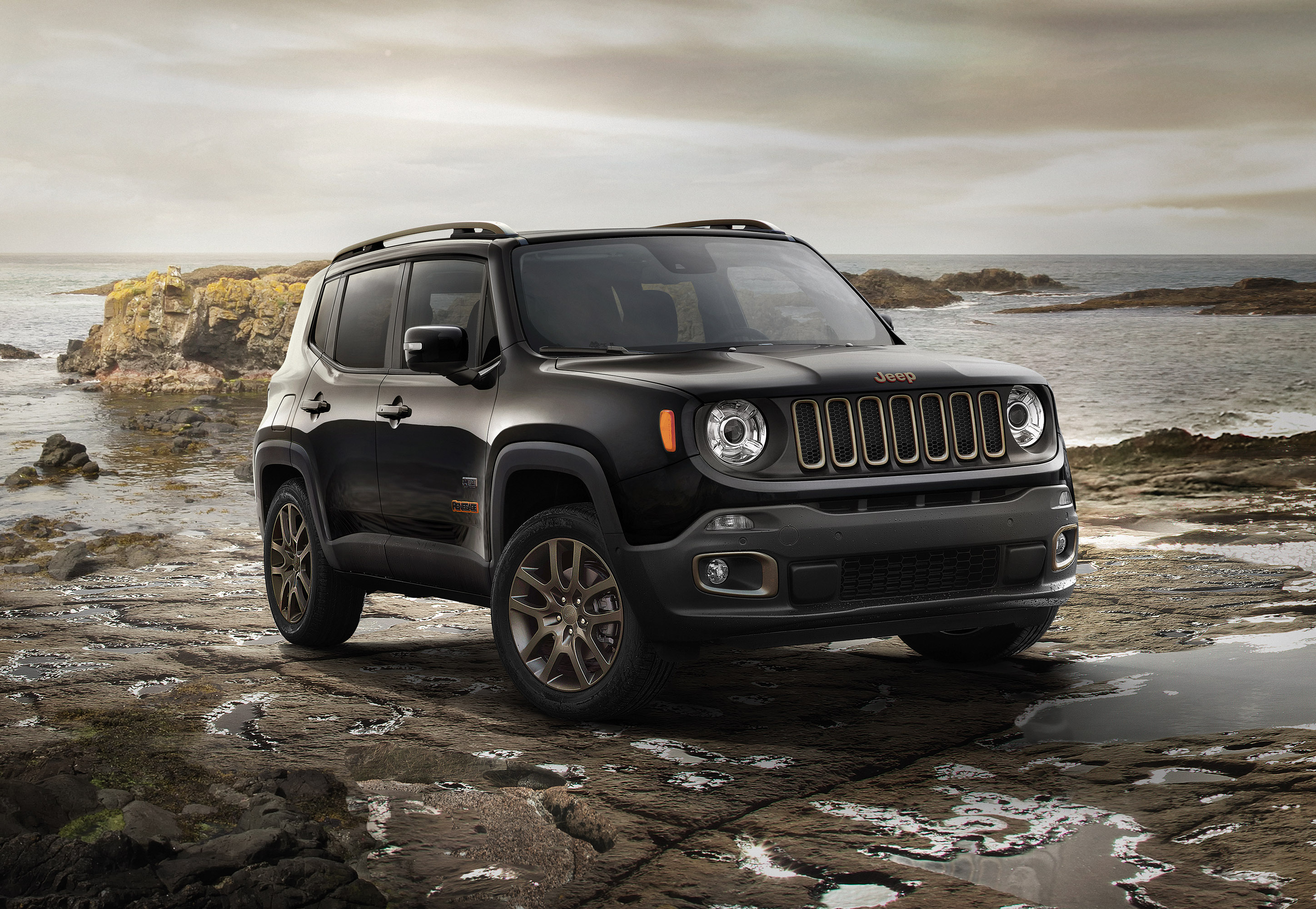 Jeep 2016 Lineup >> Jeep showcases 75th anniversary models