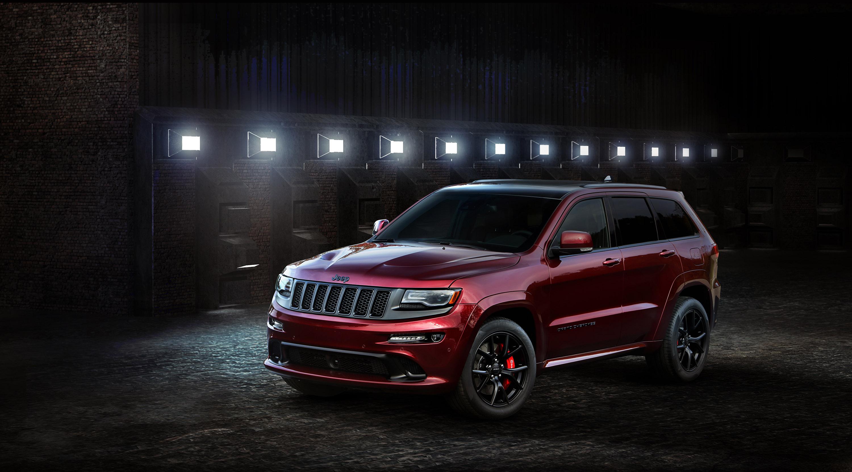 Jeep Wrangler Backcountry Amp Grand Cherokee Srt Night Are