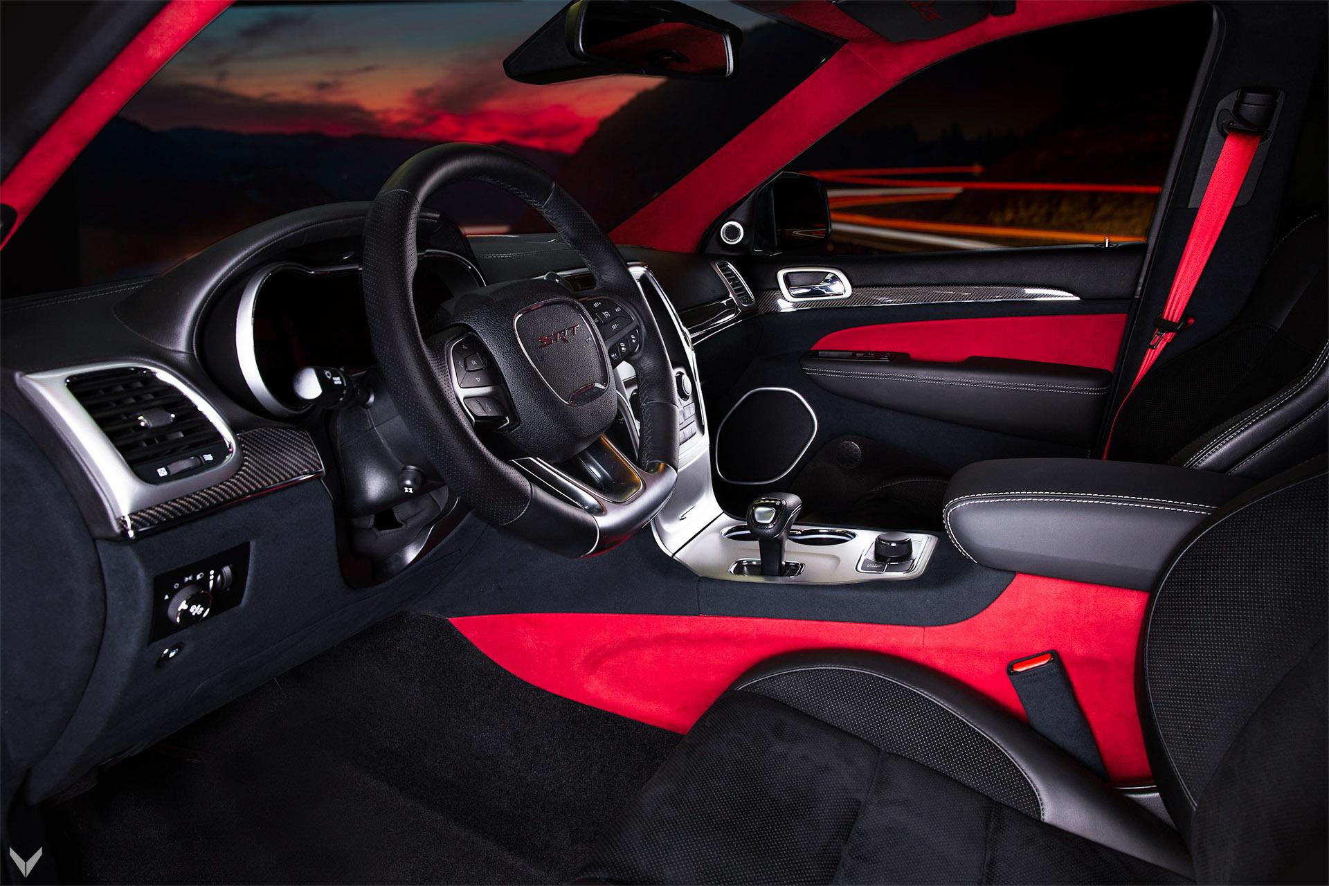Vilner Releases Jeep Grand Cherokee Srt Based Interior Project