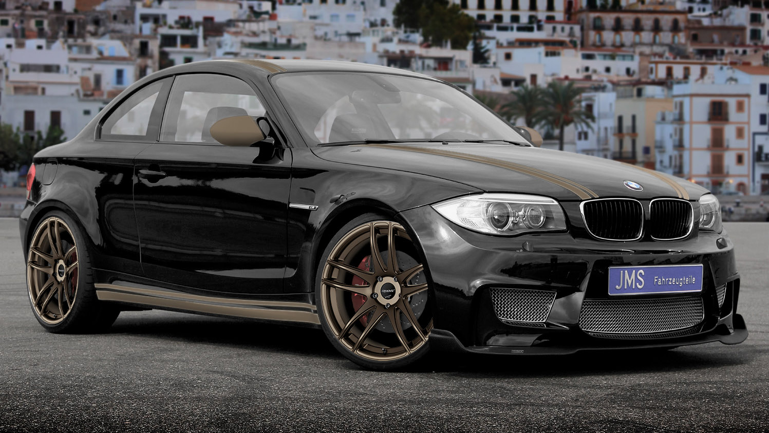 jms previews custom bmw 1 series m coupe e82. Black Bedroom Furniture Sets. Home Design Ideas