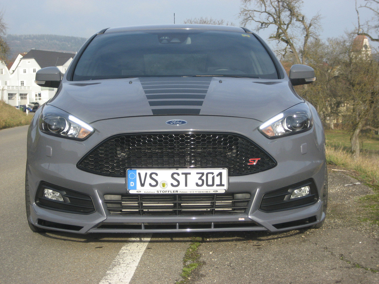 Jms Ford Focus St3 Stronger Than Ever