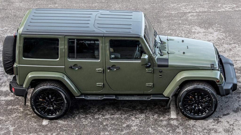 kahn releases jeep wrangler sahara ctc cj300. Black Bedroom Furniture Sets. Home Design Ideas