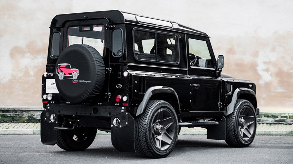 2016 kahn land rover defender xs 90 the end edition picture 130601. Black Bedroom Furniture Sets. Home Design Ideas