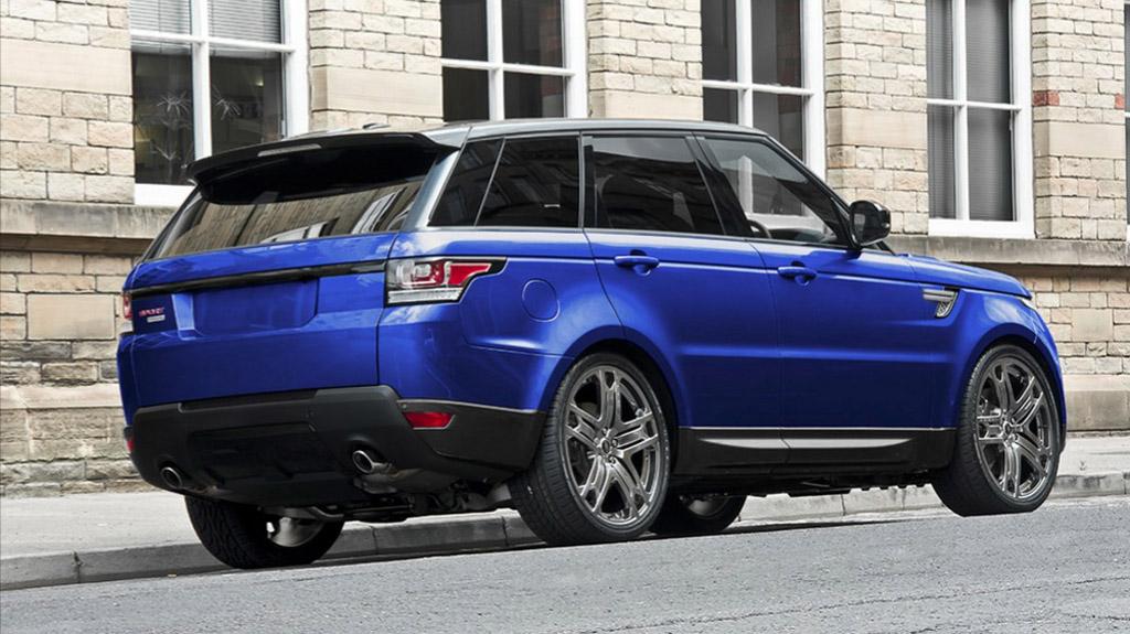 2016 Kahn Range Rover Sport Hse Colours Of Edition 3 6