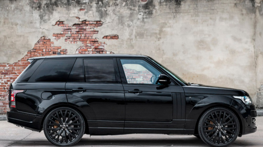 Kahn Range Rover Vogue Rs Edition Released