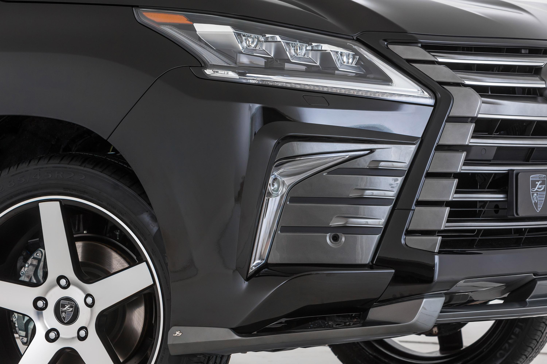 Nissan Concept 2020 Vision Gran Turismo · 2016 Larte Design Lexus LX 570