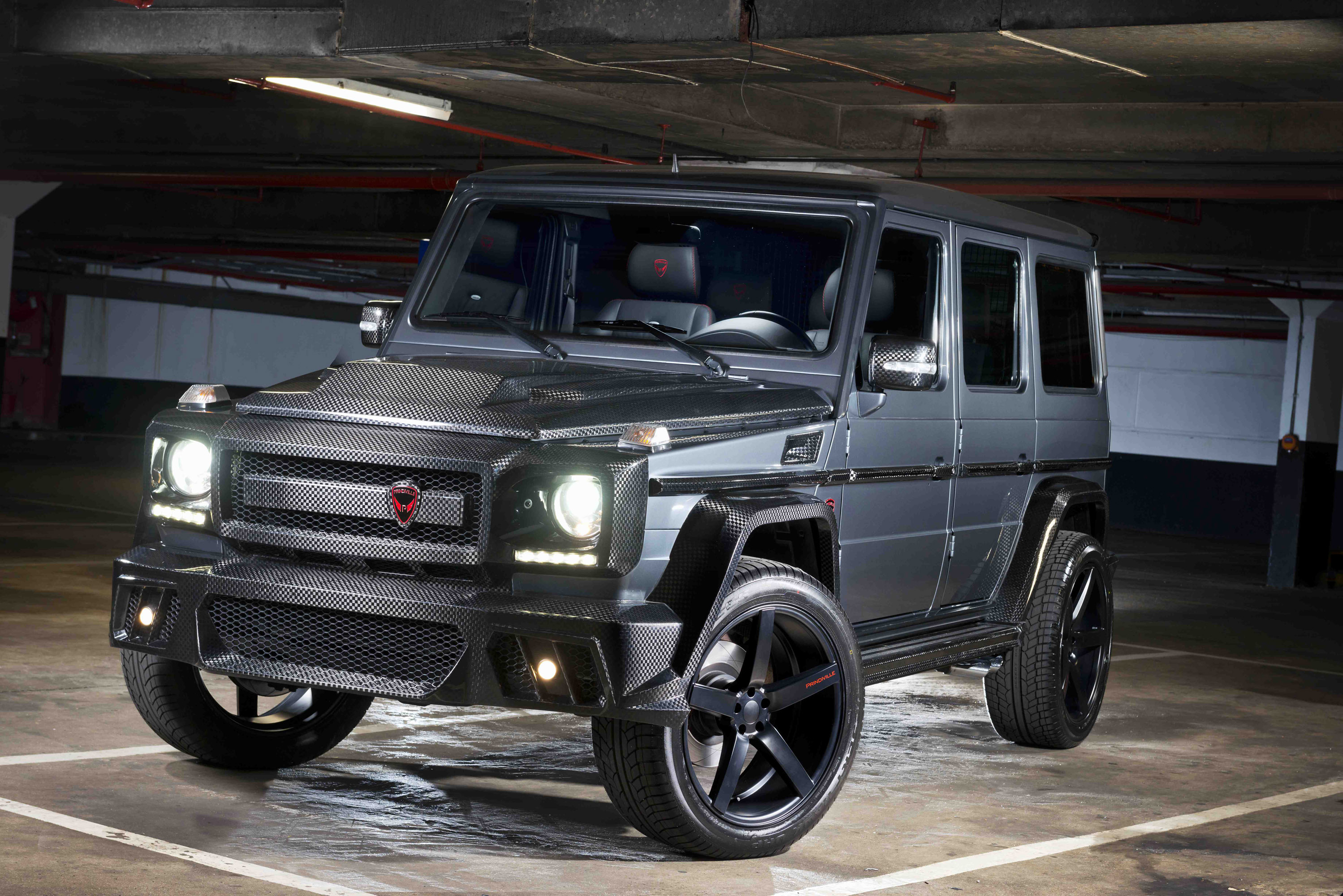 Can You Imagine Even More Muscular G63 Amg We Have A