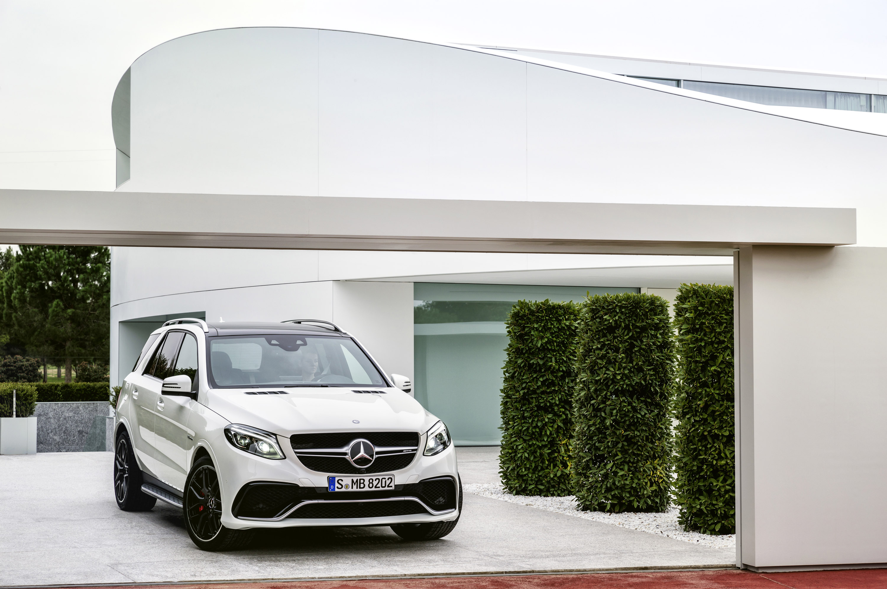 2016 mercedes benz gle 63 amg picture 118957 for Mercedes benz b1 service