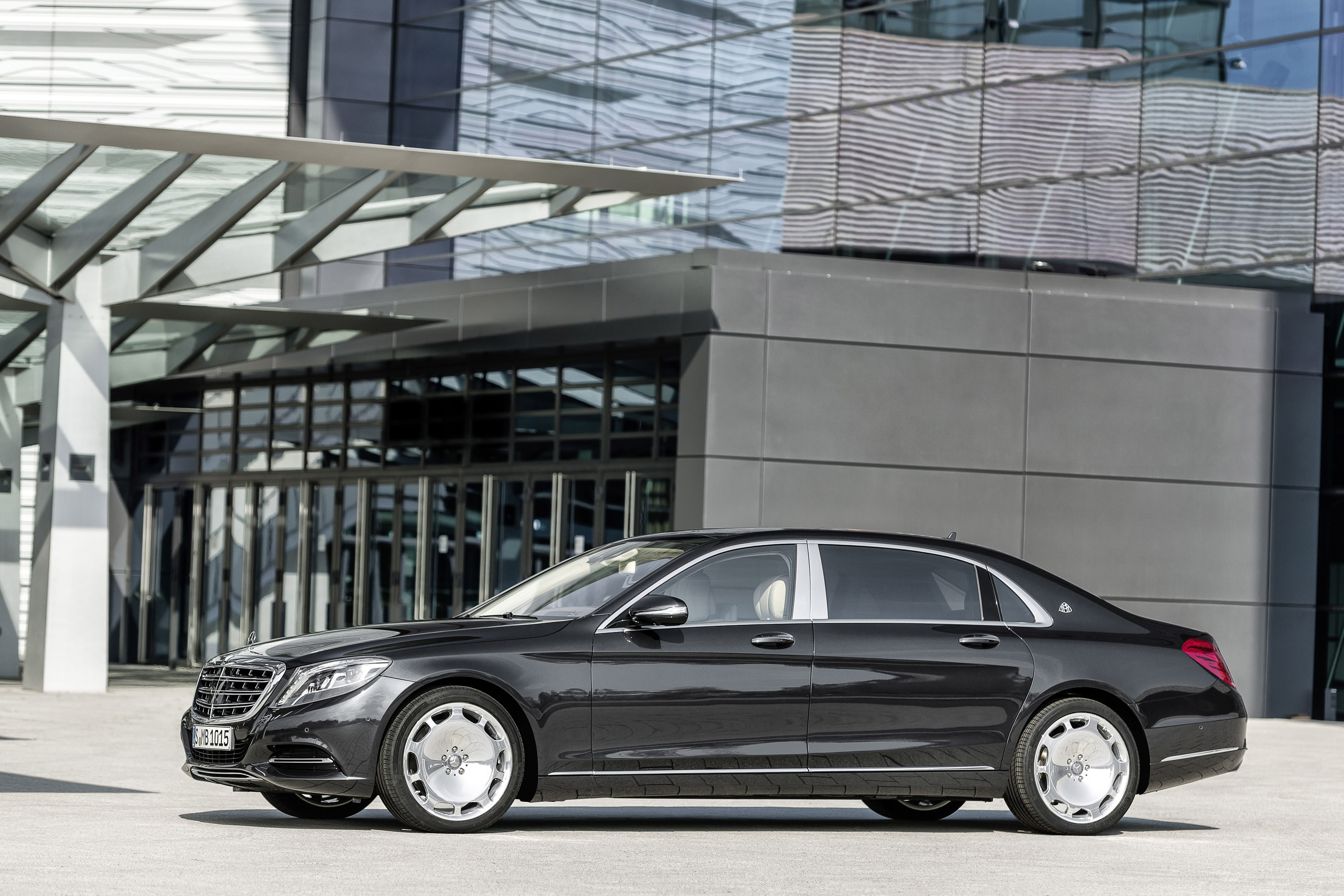 2016 Mercedes-Benz S-Class Maybach - Picture 113417