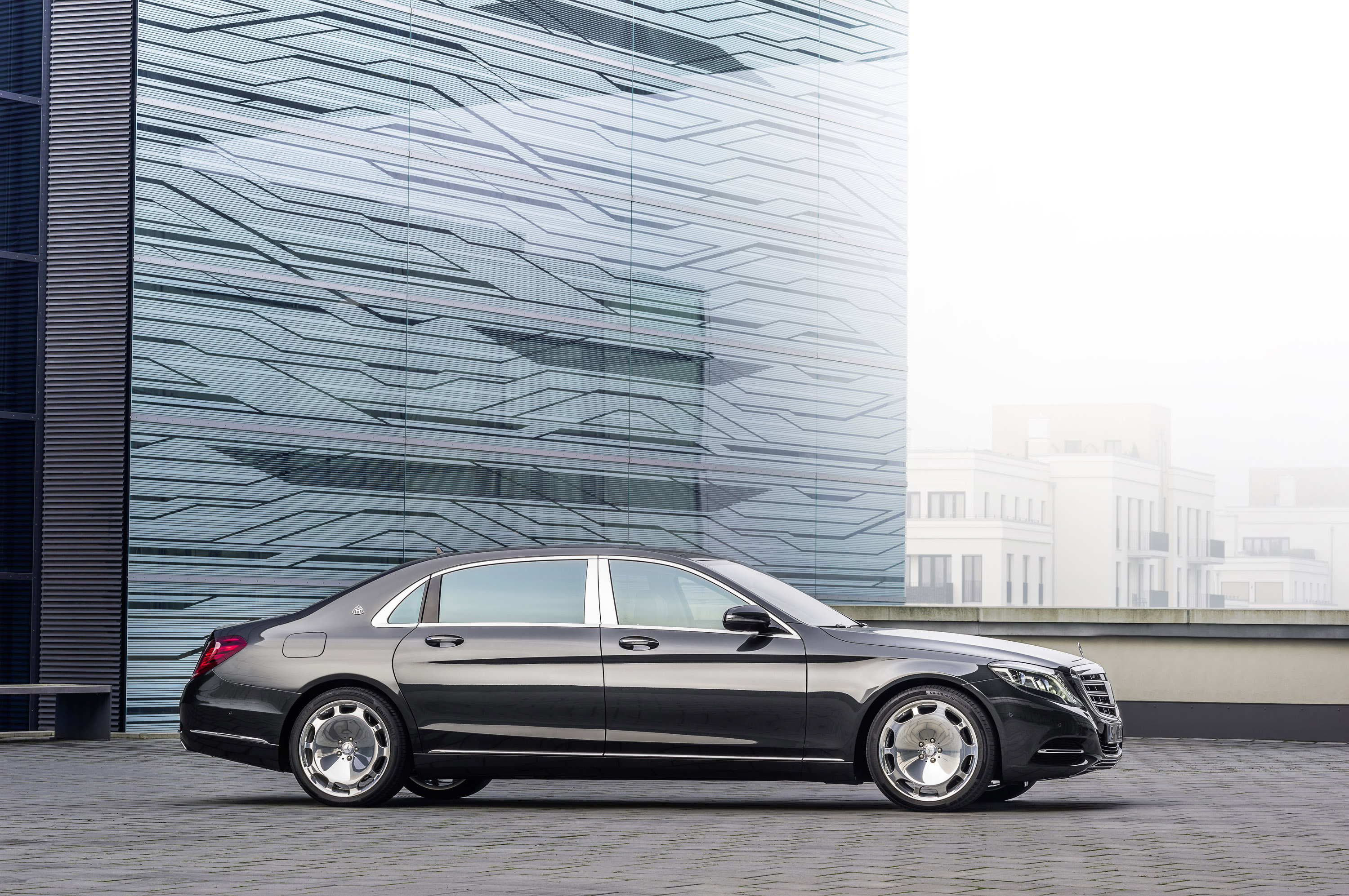 2016 Mercedes-Benz S-Class Maybach - Picture 113421