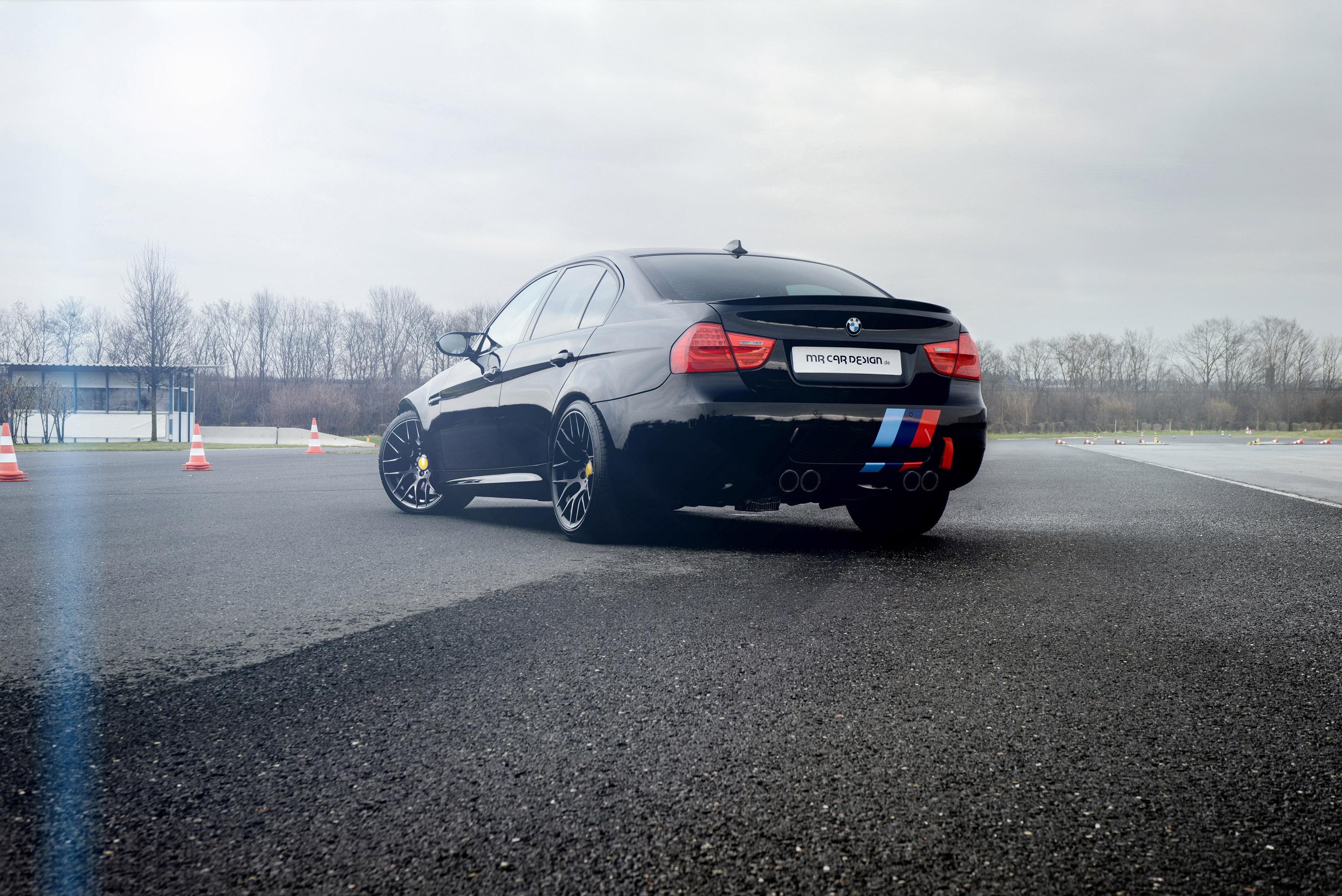 Mr Car Design Releases Tuned Bmw M3 E90 Clubsport