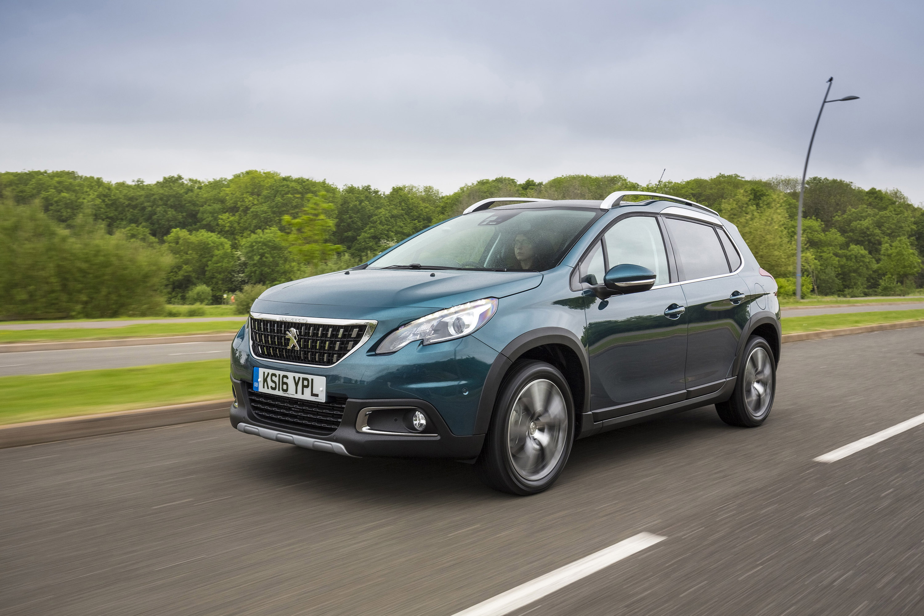 Peugeot Reveals The New 2008 Gt Lineup