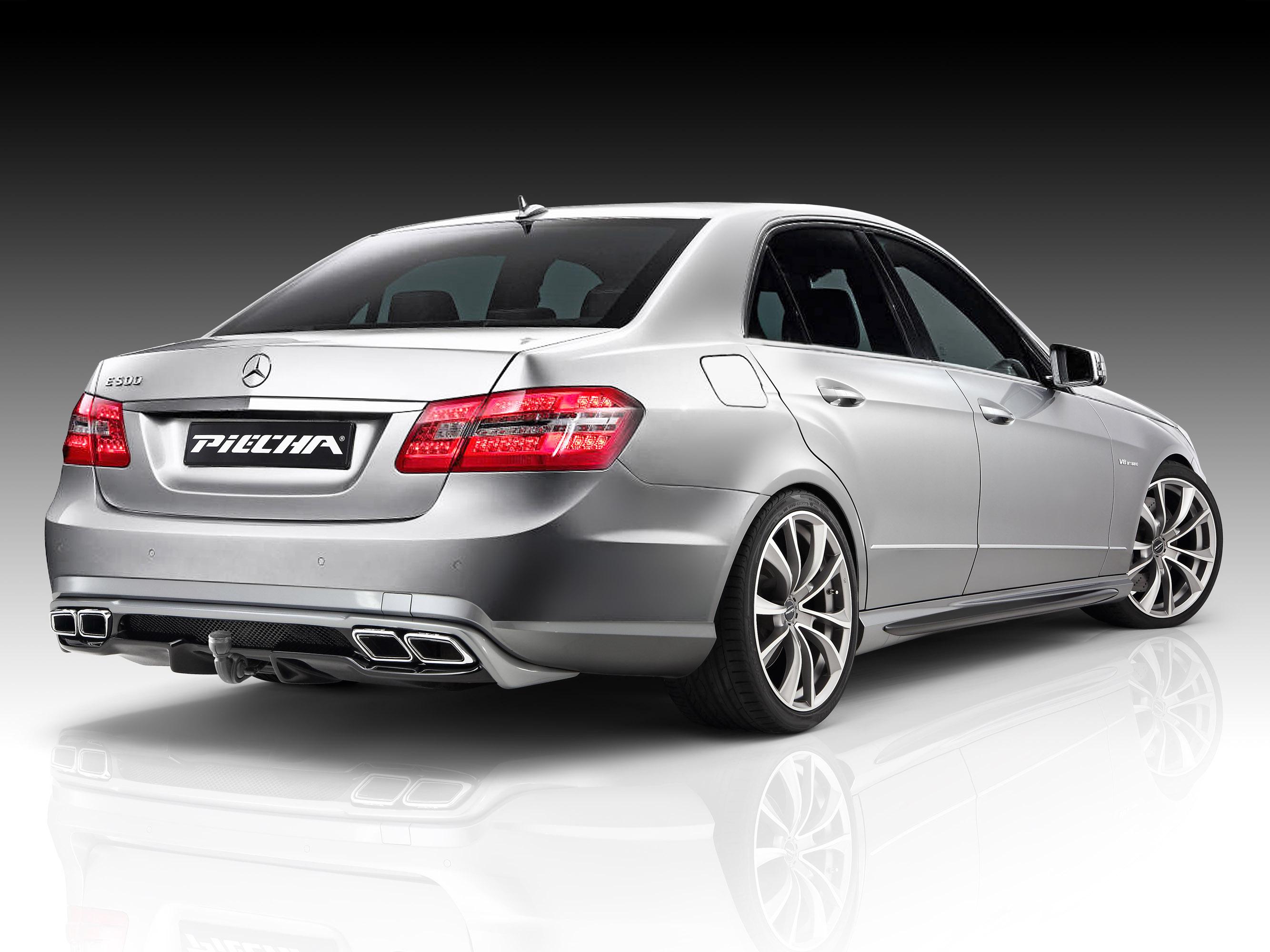 Piecha Design releases GT-R kit for Mercedes-AMG E-Class