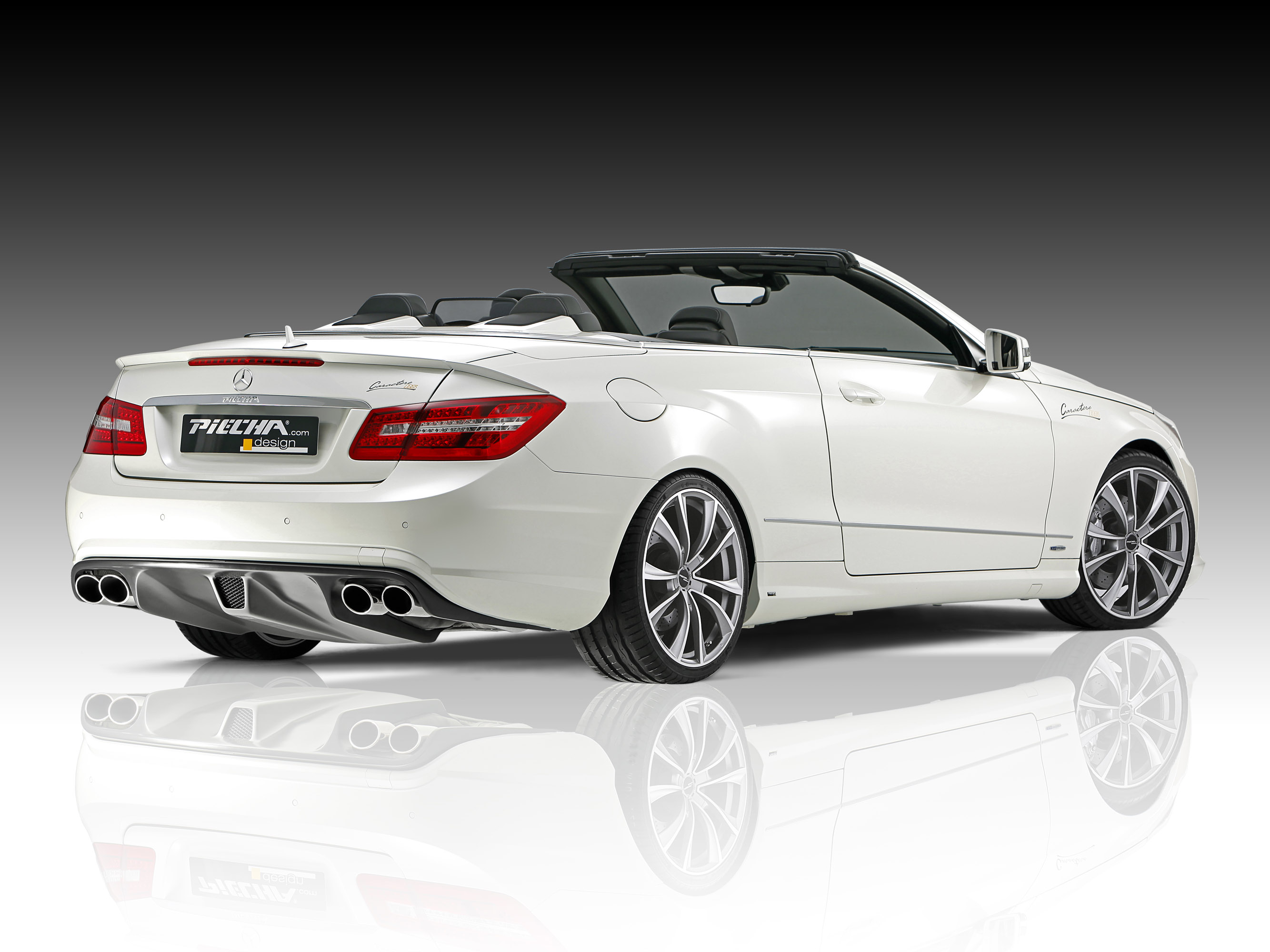 Piecha design releases tuning kit for mercedes benz e for 2016 mercedes benz e class coupe