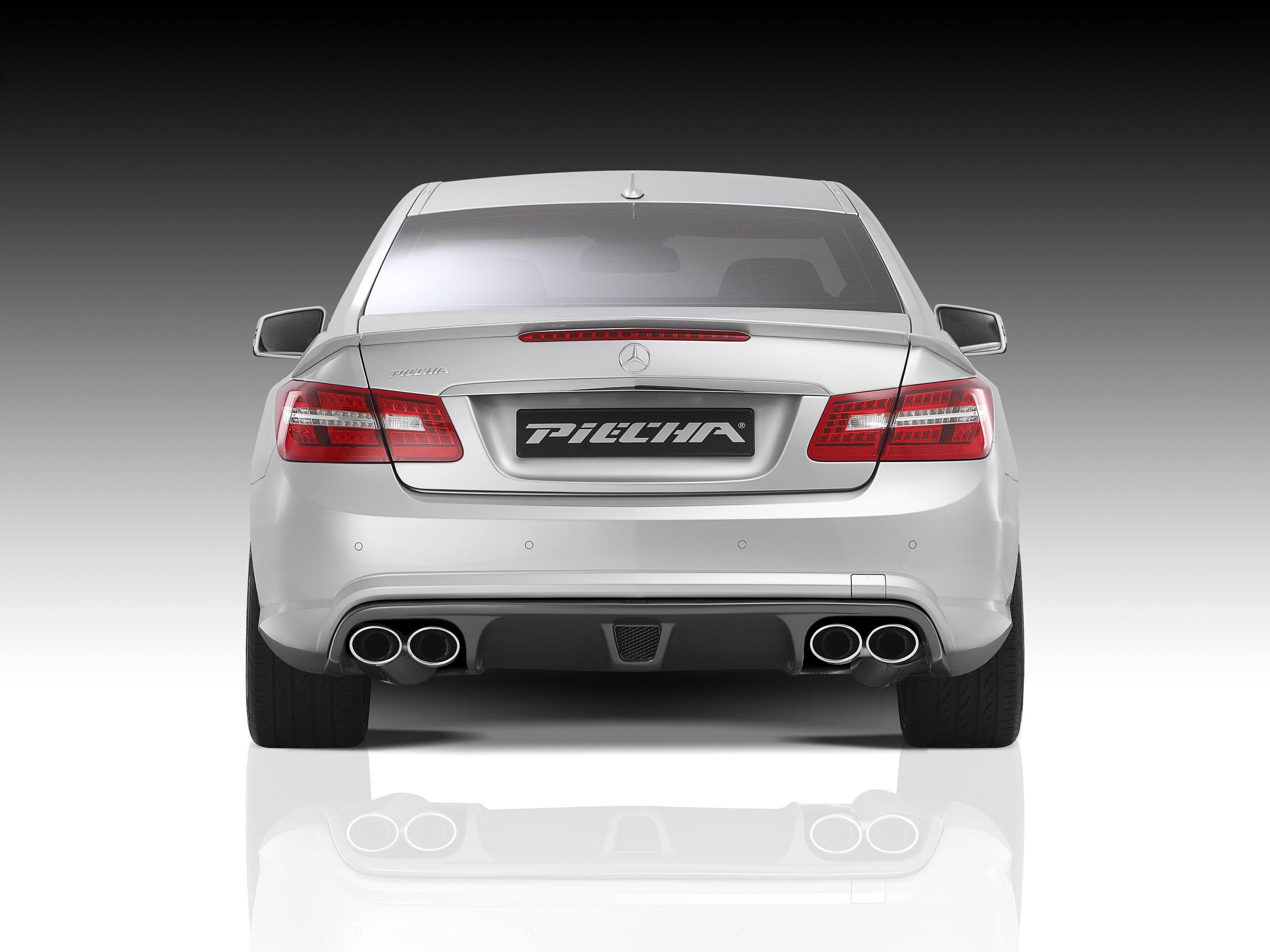 PIECHA Design releases tuning kit for MercedesBenz EClass