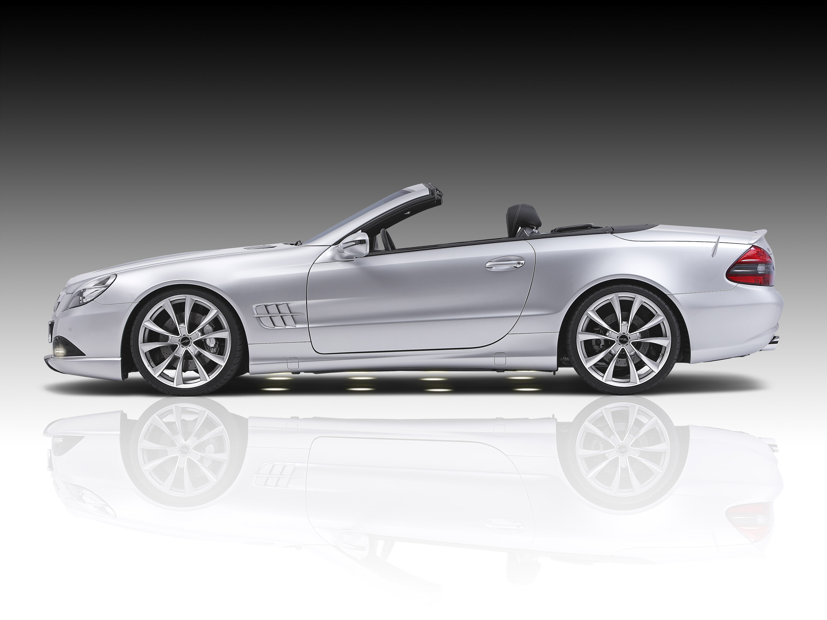 Automotive area 2011 mercedes benz sl r230 -  2016 Piecha Mercedes Benz Sl R230 Roadster