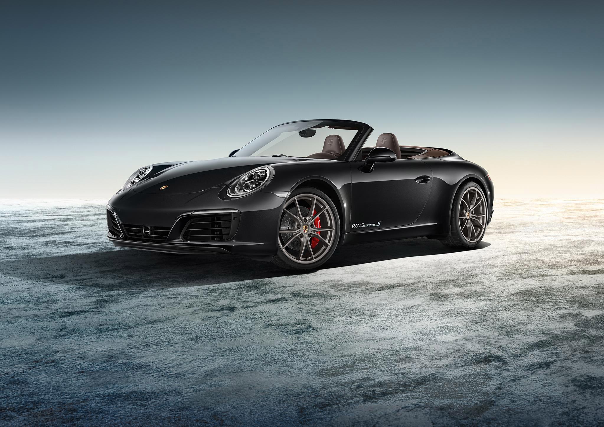 porsche 911 carrera s cabriolet by porsche exclusive. Black Bedroom Furniture Sets. Home Design Ideas