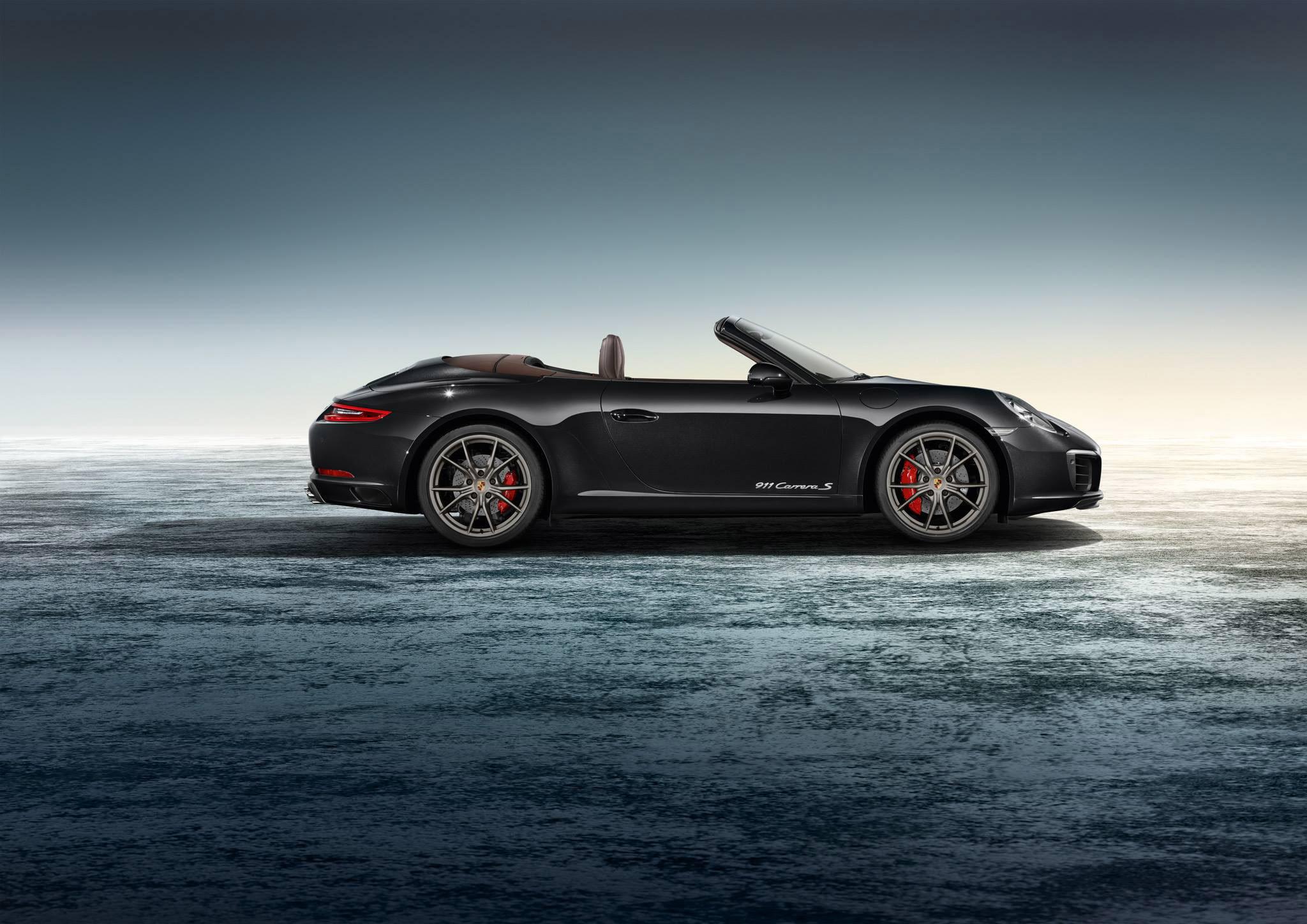 Porsche 911 Carrera S Cabriolet By Porsche Exclusive