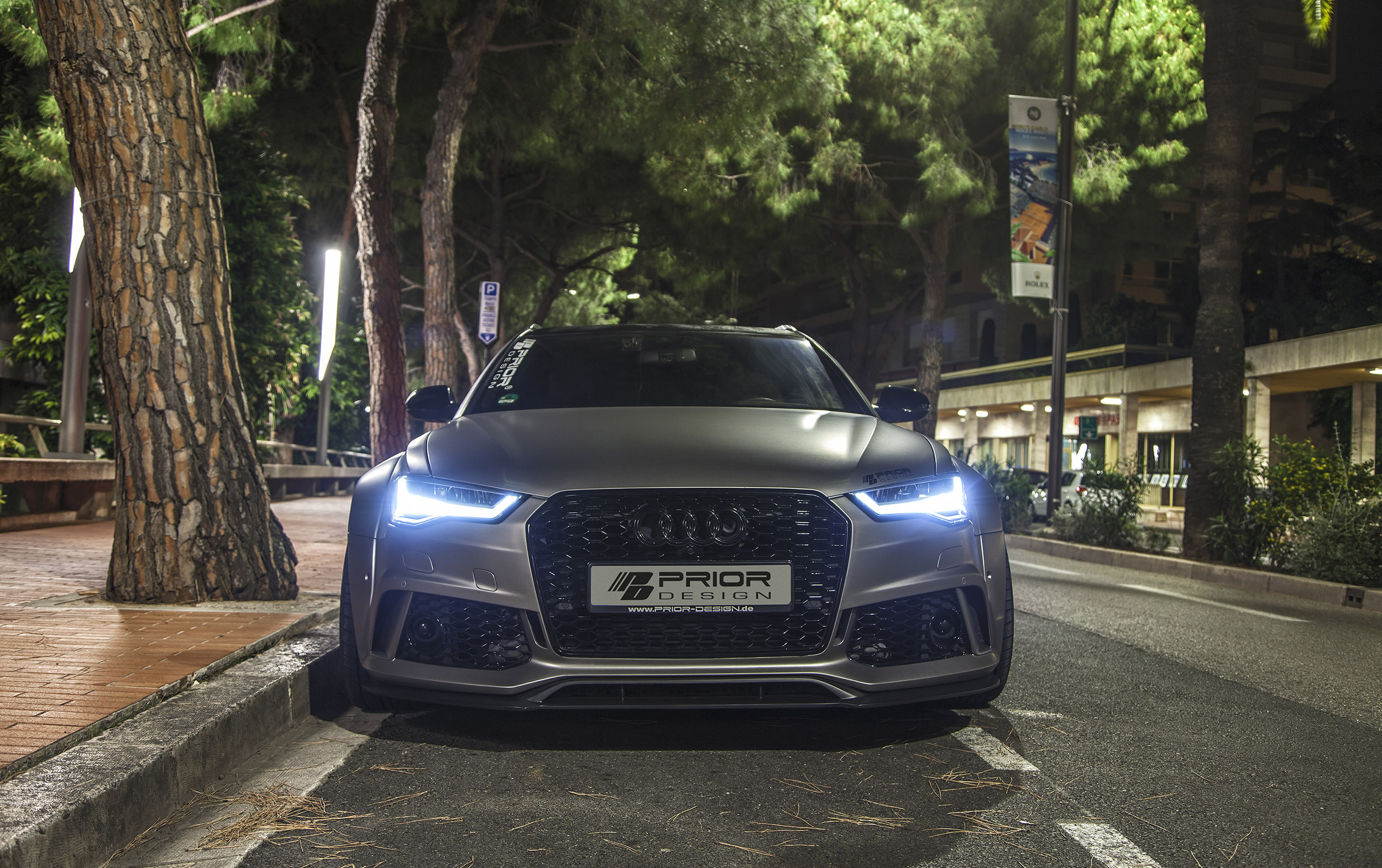 Prior Design Releases Audi A6 Rs6 Avant Pd600r