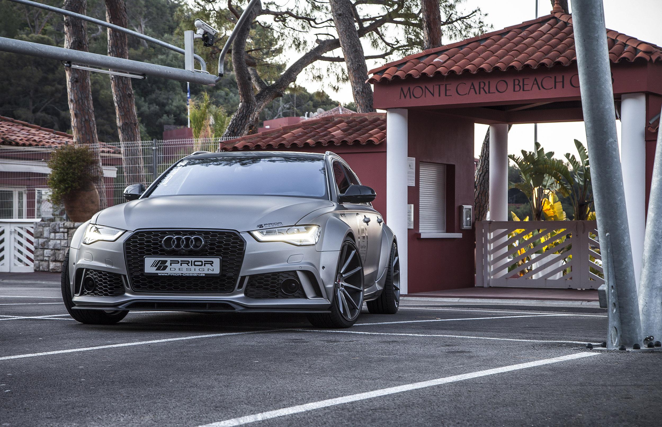 Prior-Design Releases Audi A6/RS6 Avant PD600R