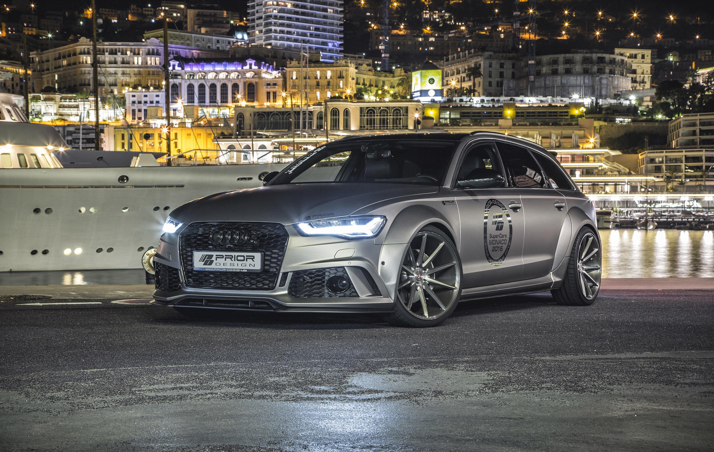 Prior Design Releases Audi A6 Rs6 Avant Pd600r