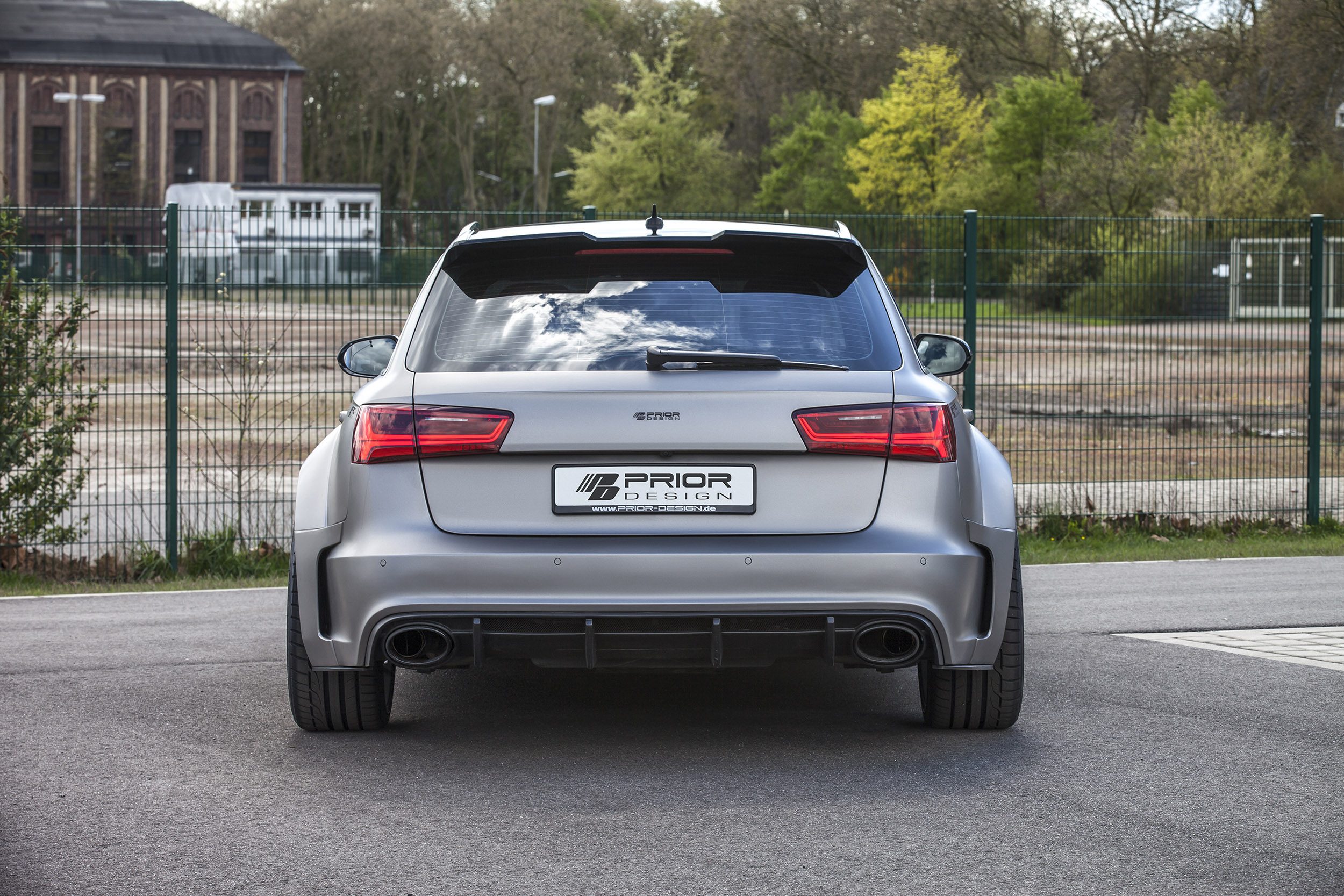 Prior-Design Releases Audi A6/RS6 Avant PD600R