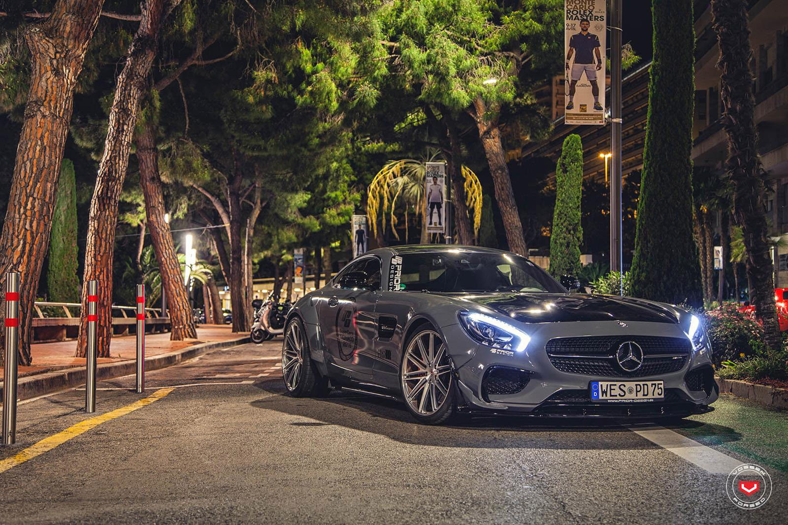 Prior Design Mercedes Amg Gt S Made More Perfect With