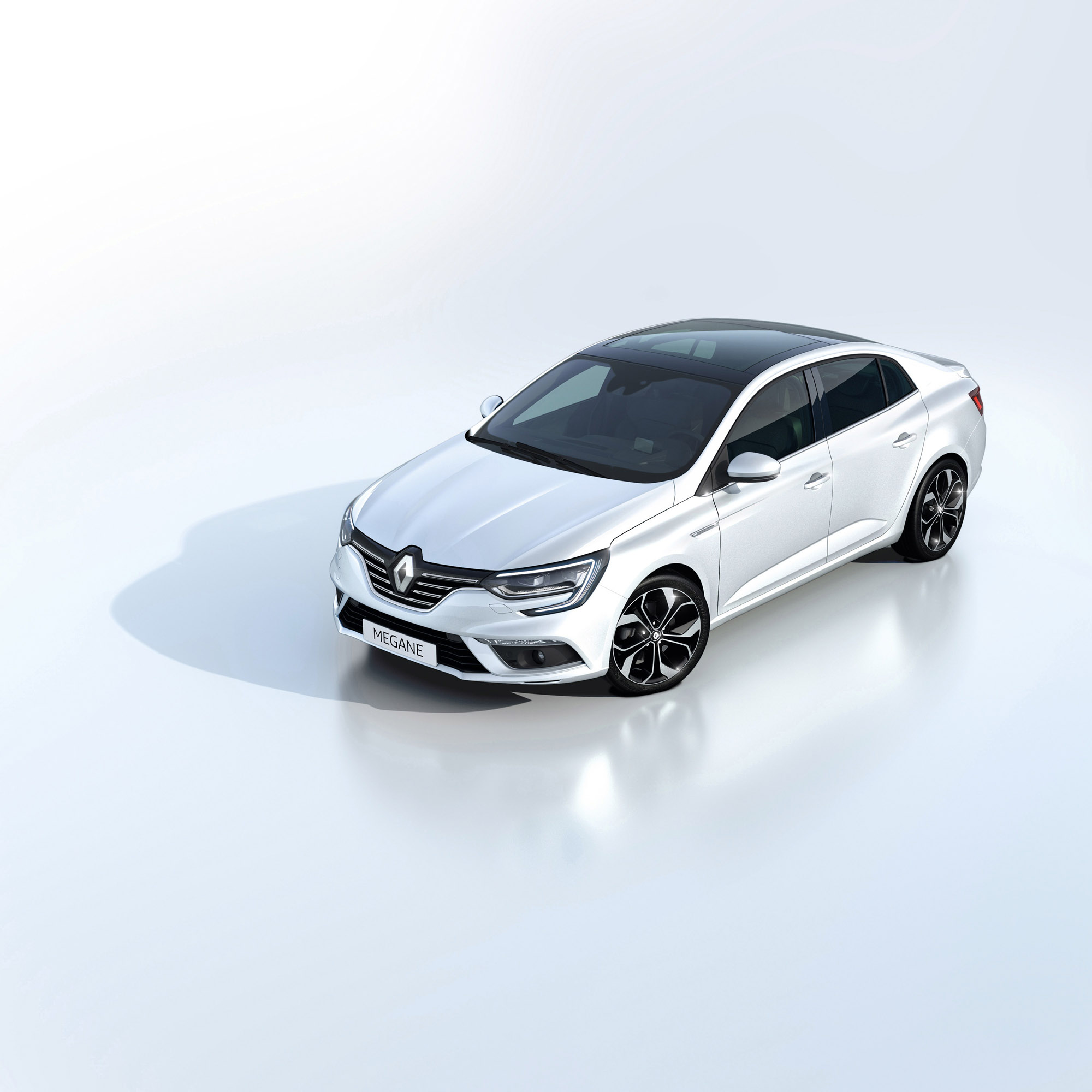 Renault Megane Coupe: Renault Unveils The Megane Grand Coupe