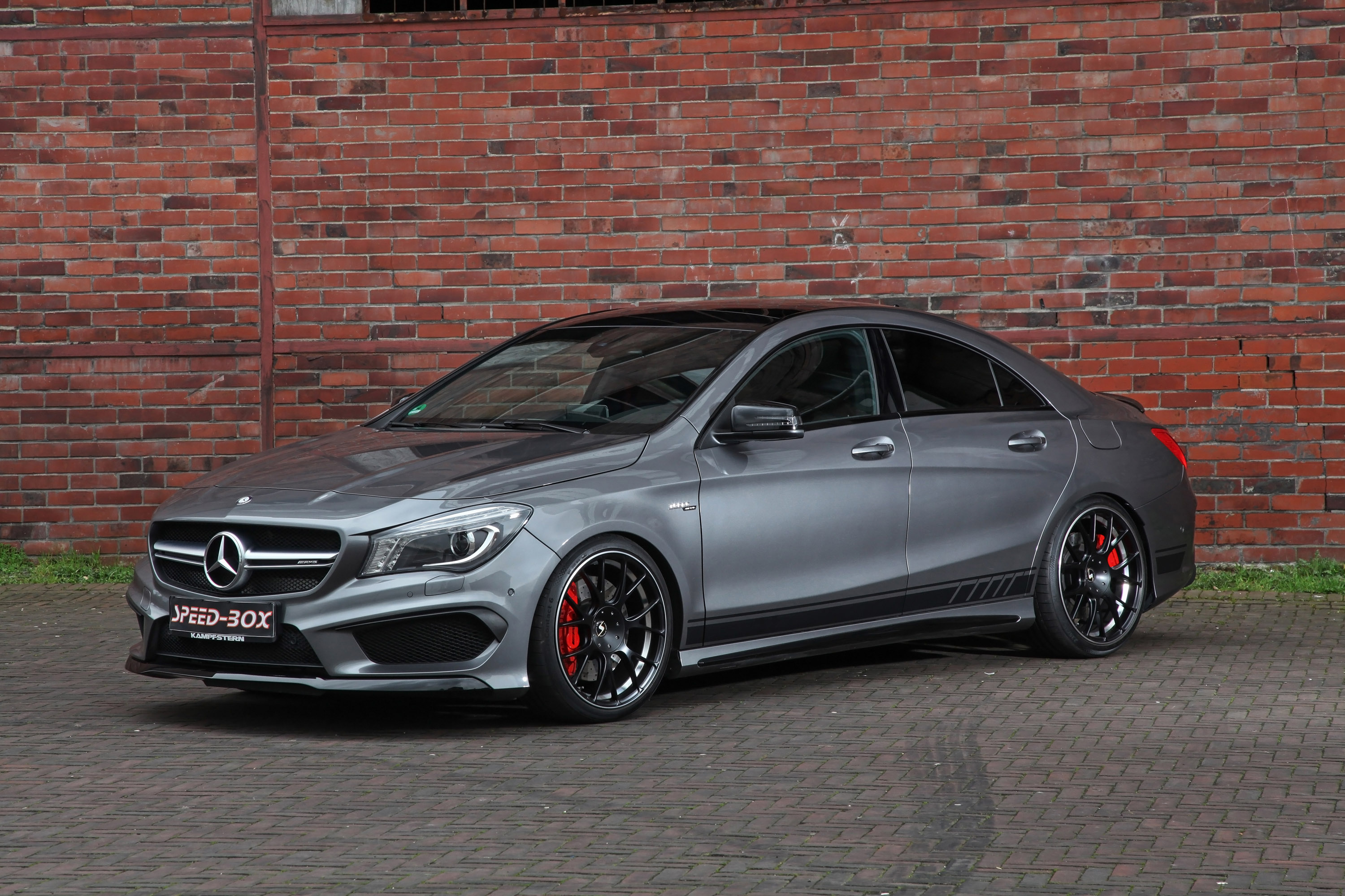 Schmidt revolution releases mercedes amg cla 45 for Mercedes benz amg cla 45