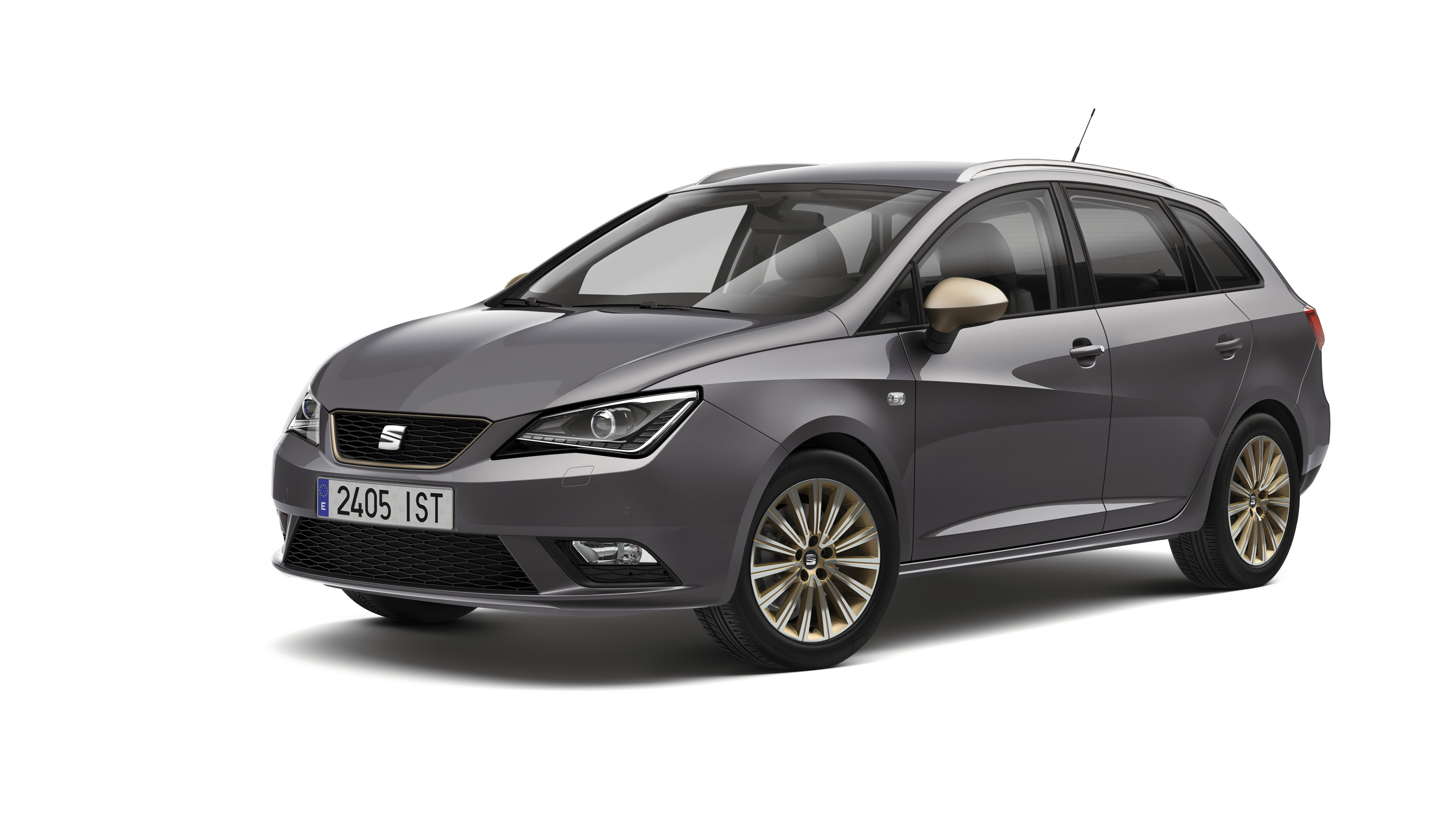 2016 seat ibiza will make its debut at goodwood festival. Black Bedroom Furniture Sets. Home Design Ideas