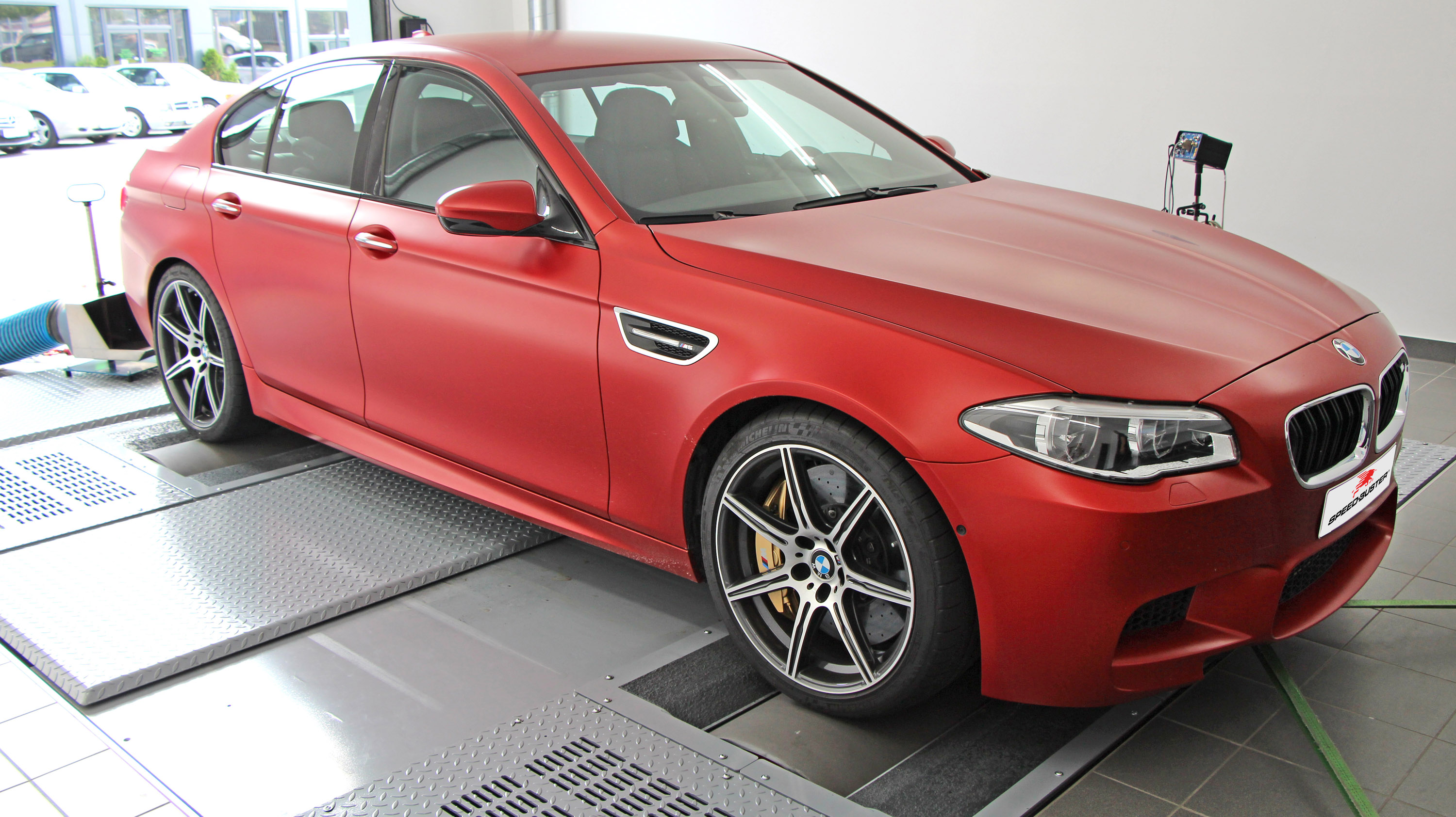 speed buster releases power upgrade for bmw m5 f10. Black Bedroom Furniture Sets. Home Design Ideas