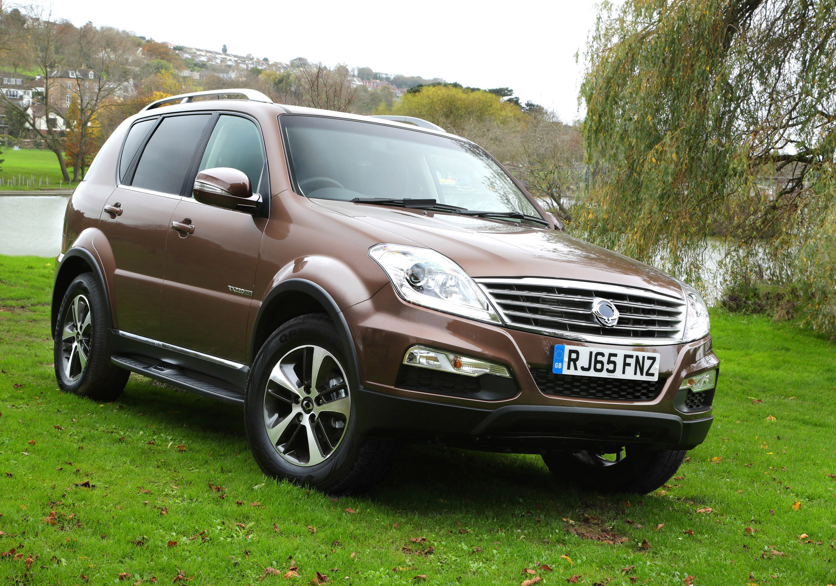 2016 Ssangyong Rexton And Its Brand New Engine