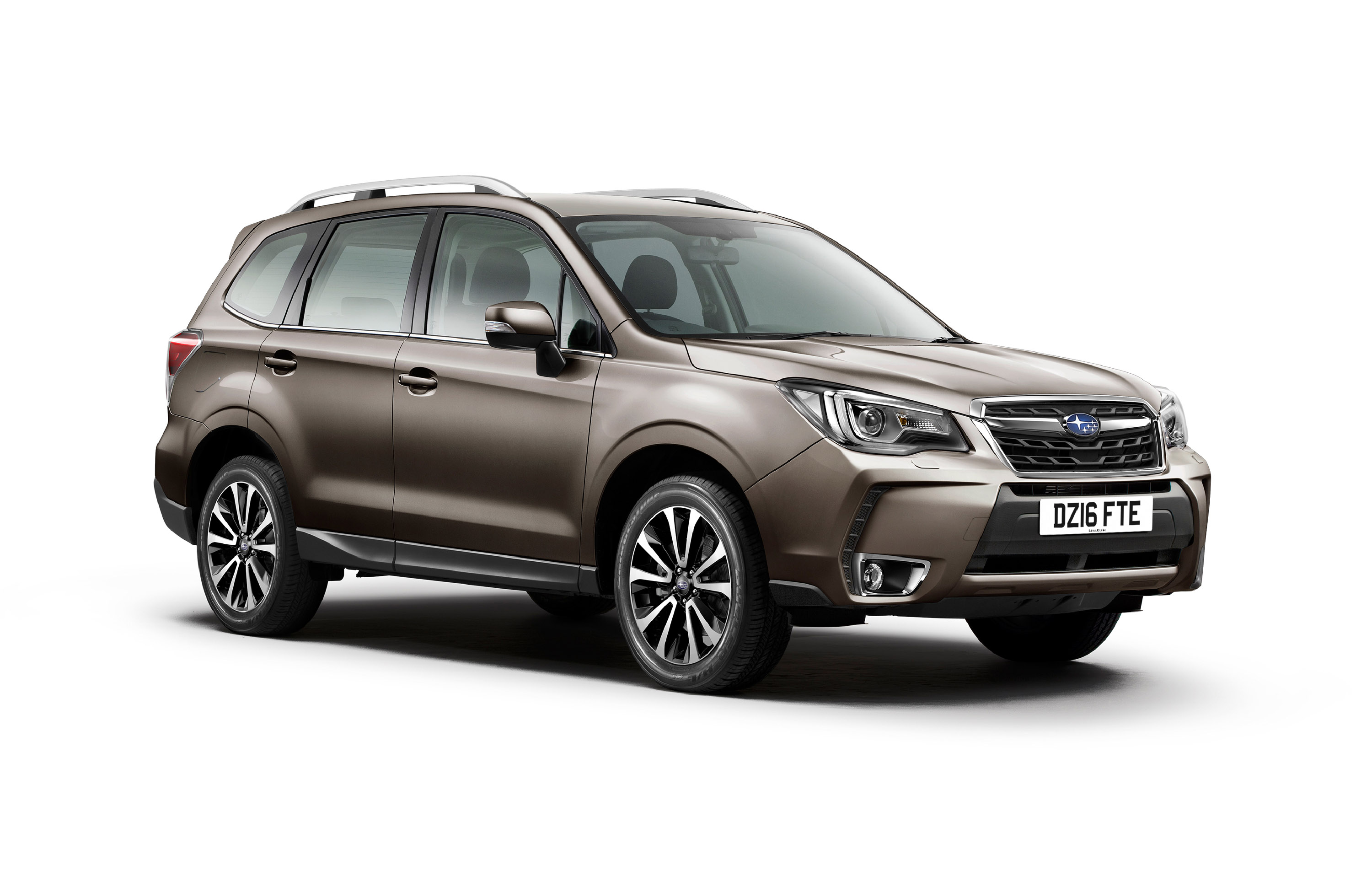 subaru refreshes the 2016 forester. Black Bedroom Furniture Sets. Home Design Ideas