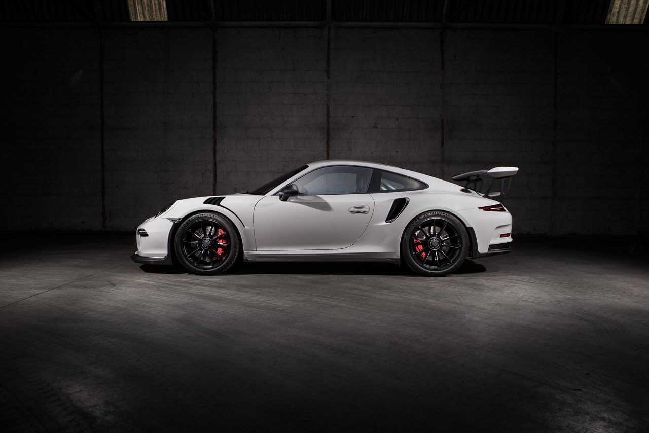 Techart Releases Porsche Gt3 Rs
