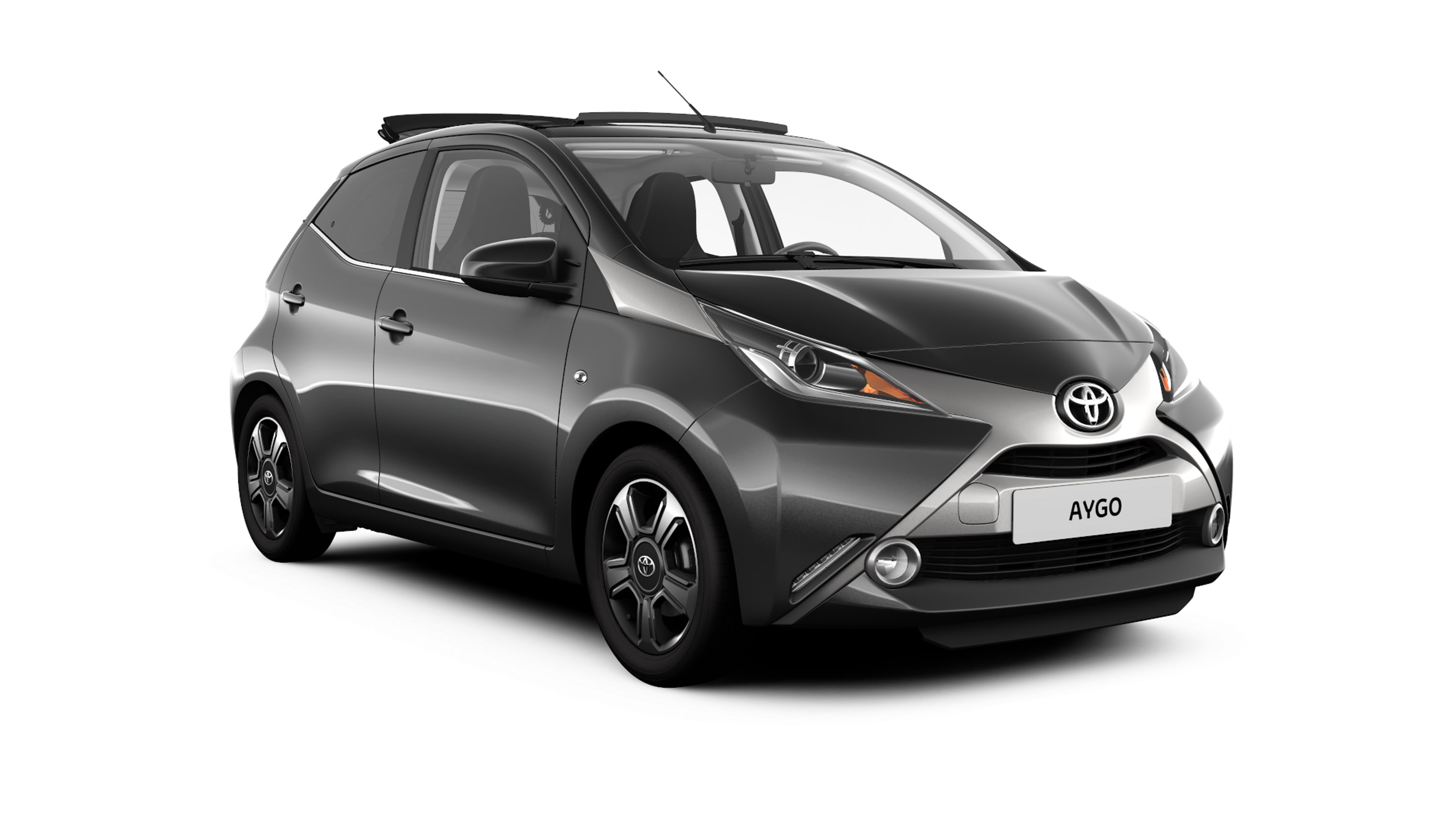 toyota shows 2016 toyota aygo x clusiv. Black Bedroom Furniture Sets. Home Design Ideas