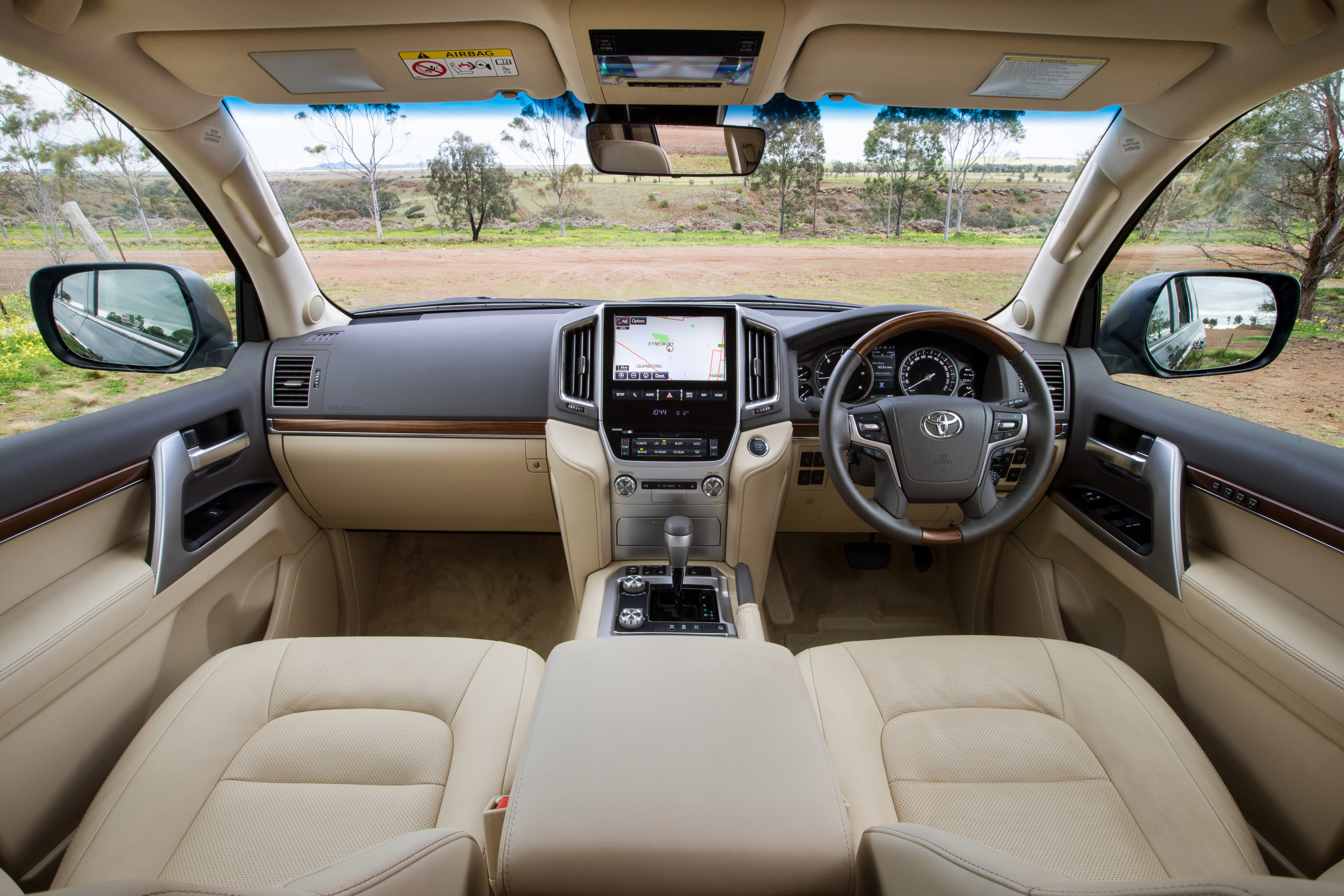 Toyota Announces Substantial Changes for 2016 Land Cruiser ...