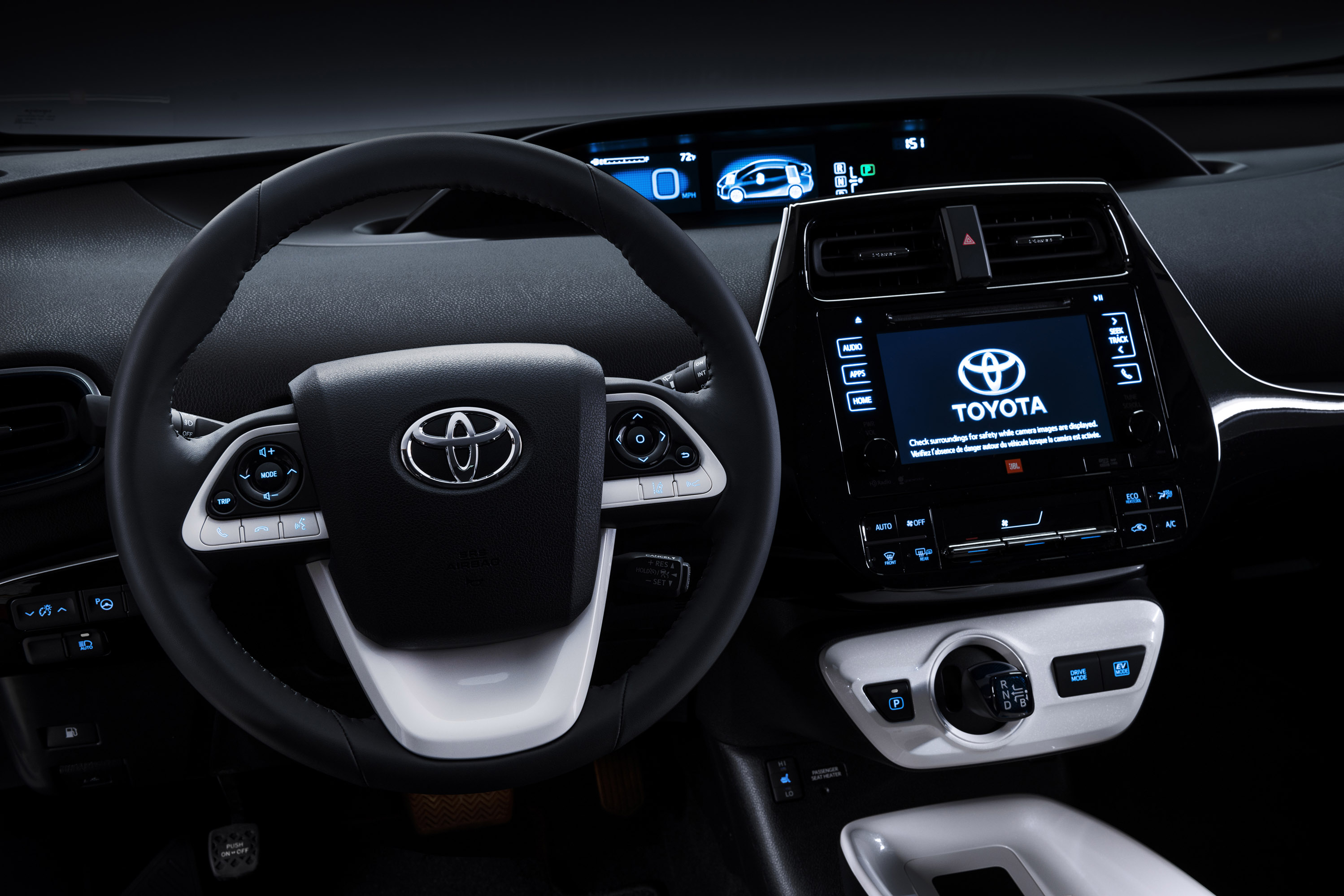 2016 Toyota Prius Hybrid 7
